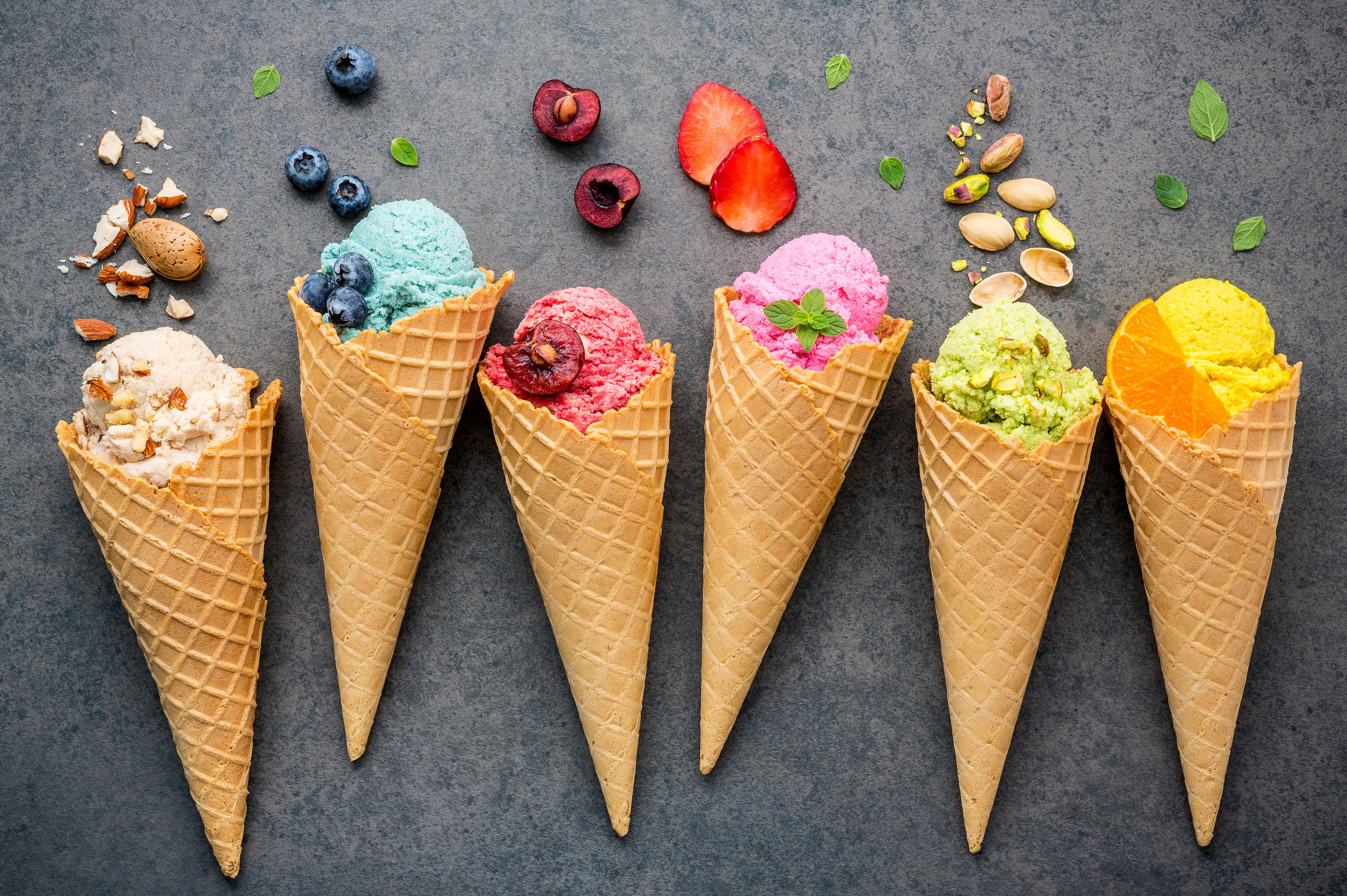 The Difference Between Gelato and Ice Cream