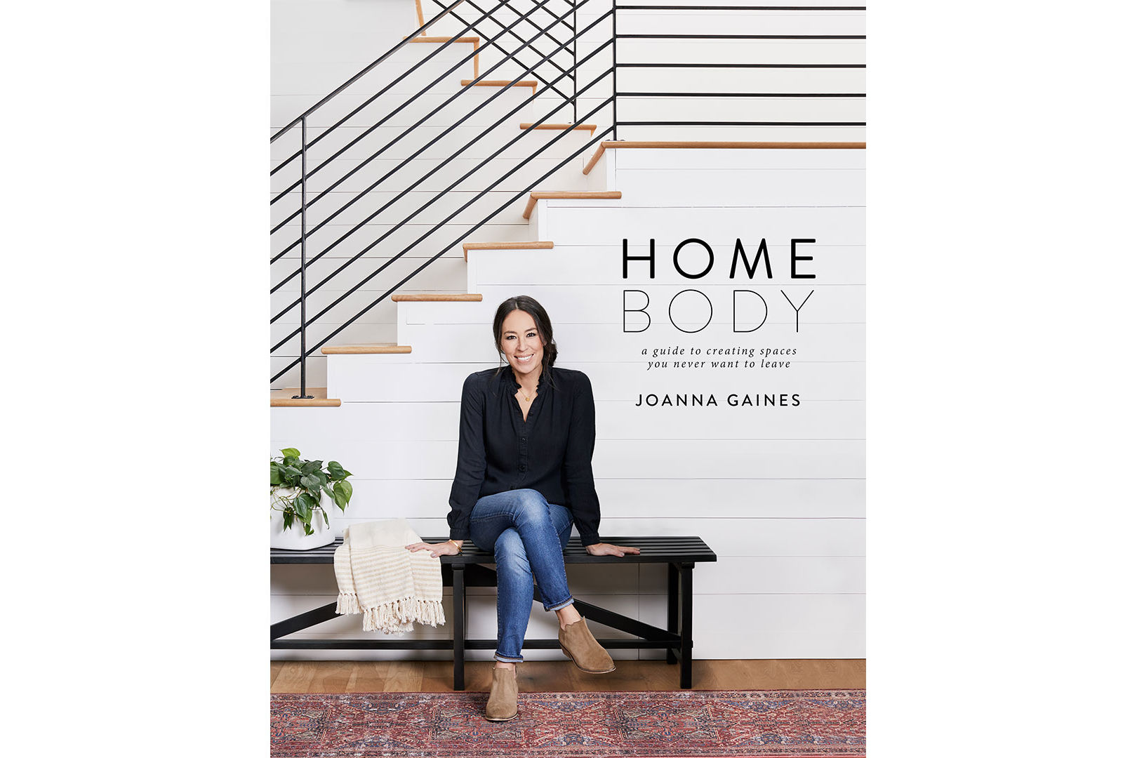 "Joanna Gaines' Stunning New Design Book ""Homebody"" Is on Stands Now!"