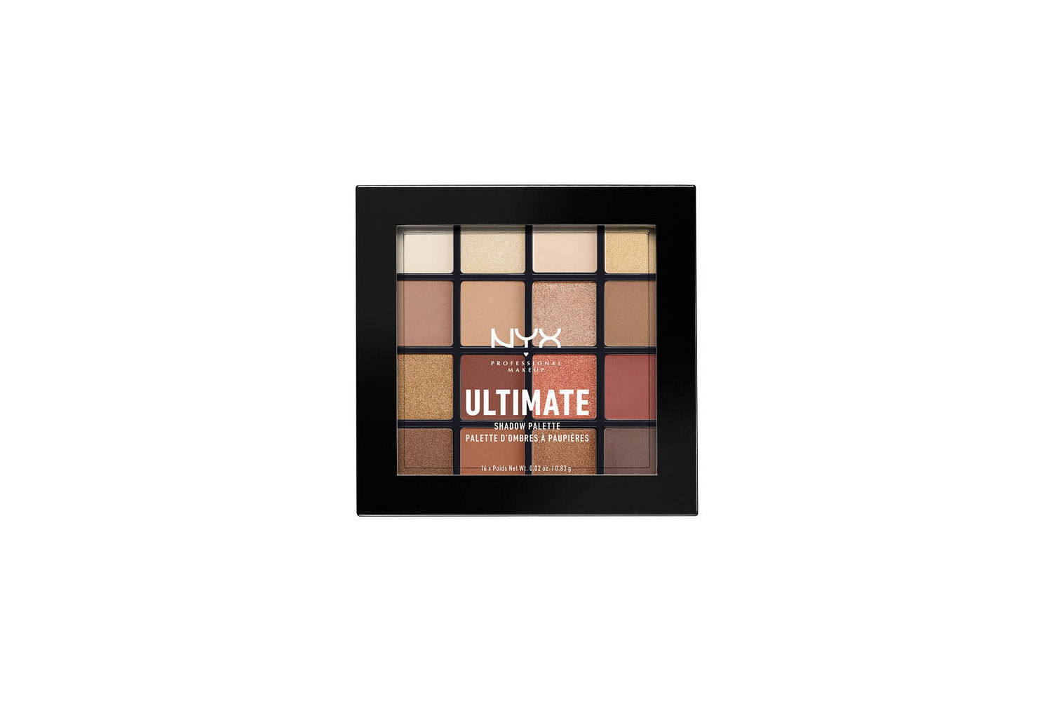 The $18 Eyeshadow Palette You'll Wear All Holiday Season