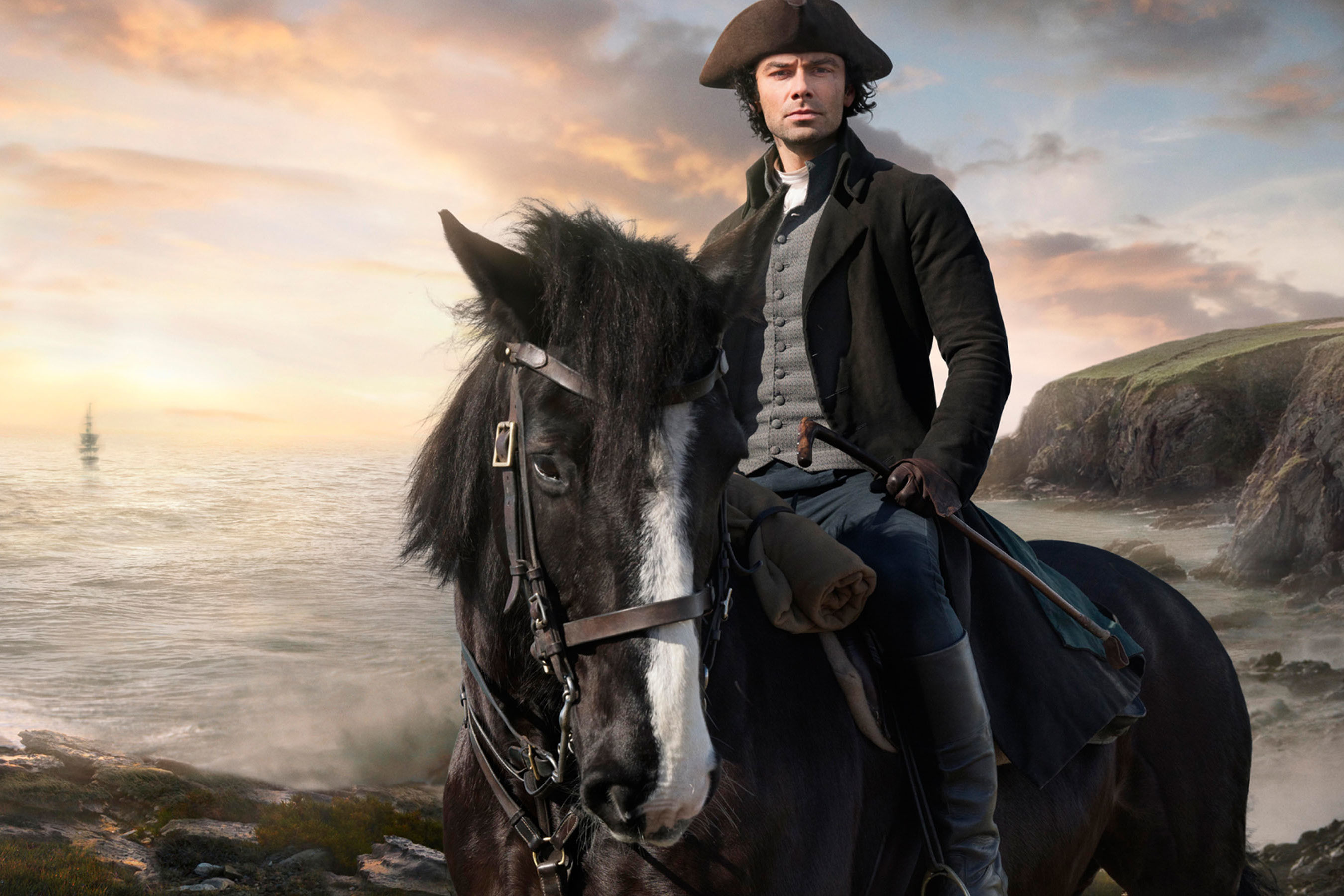 Are You Watching 'Poldark' on Masterpiece on PBS?