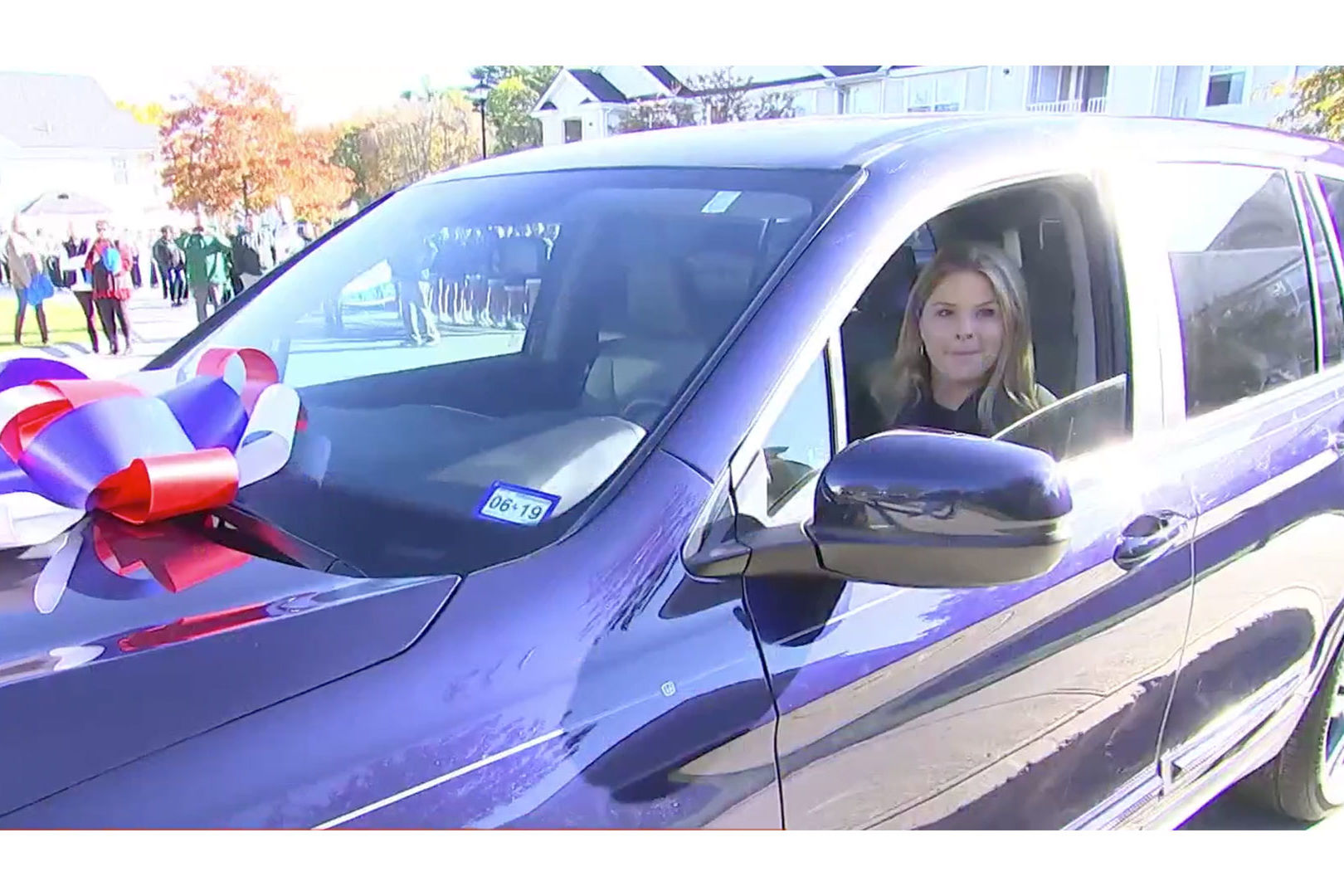 Watch Jenna Bush Hager Surprise a Deserving Veteran with a Brand-New Car
