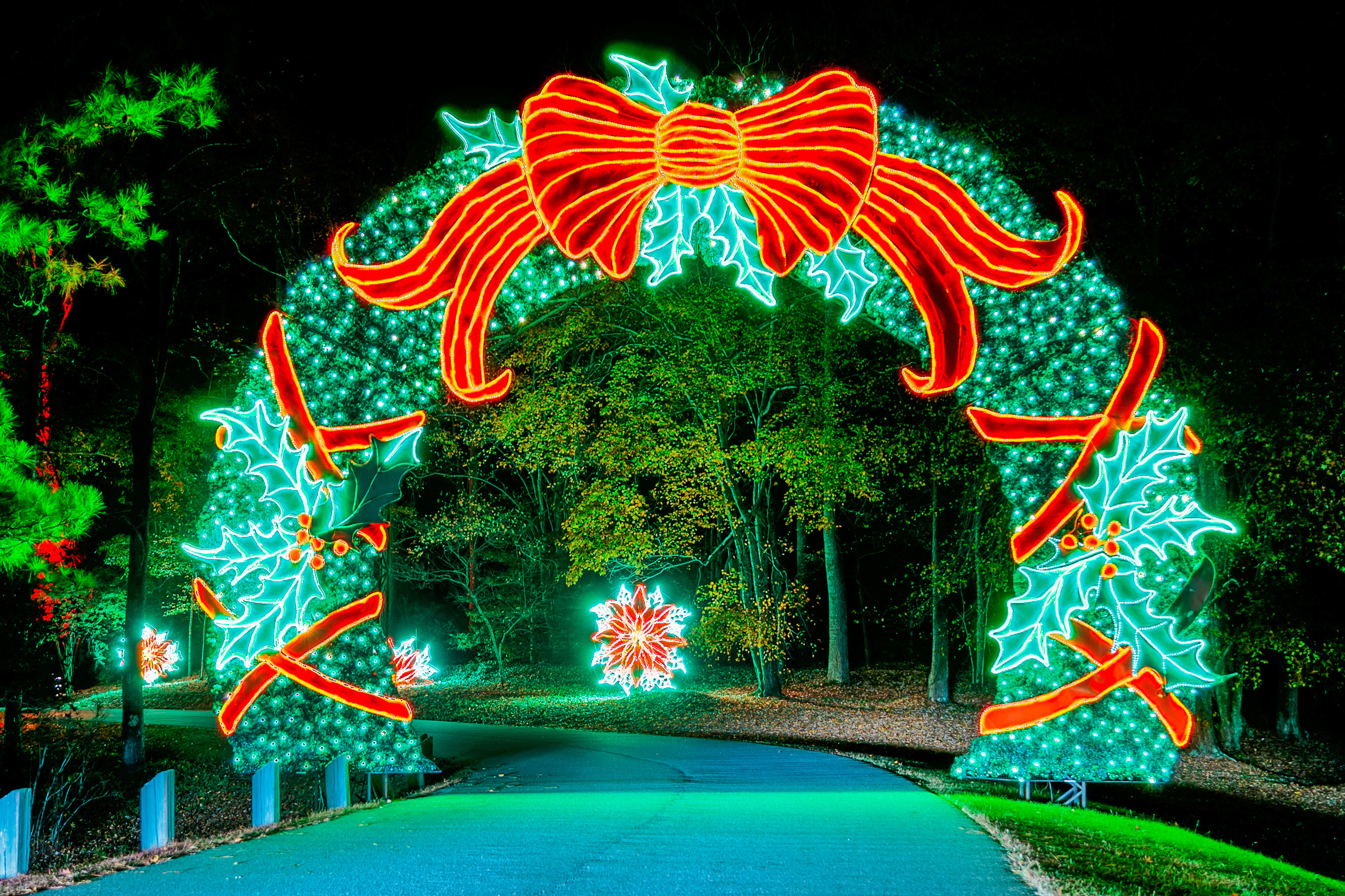 When Did Georgia Become Christmas Central?