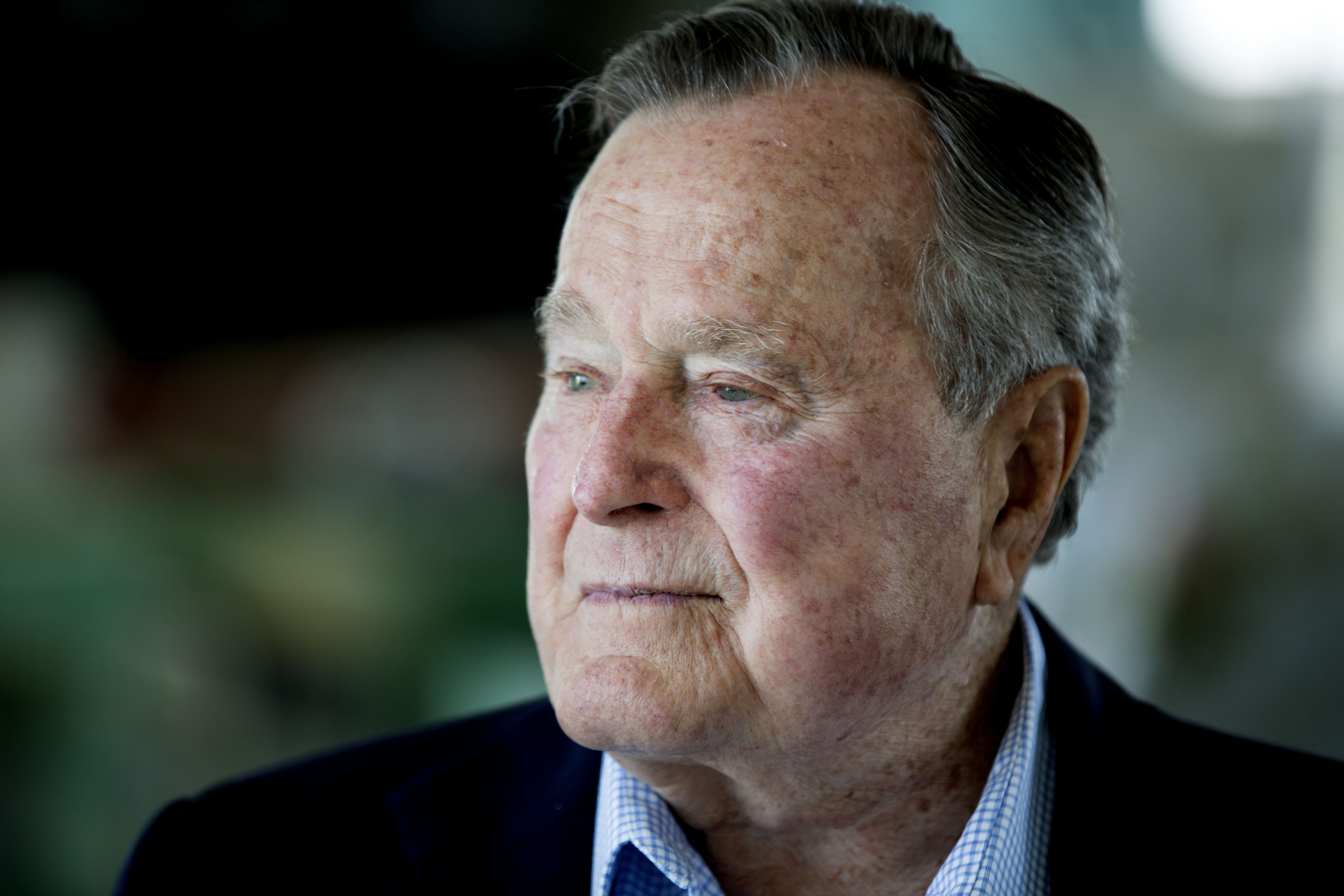 The Special Meaning Behind George H.W. Bush's Final Pair of Socks