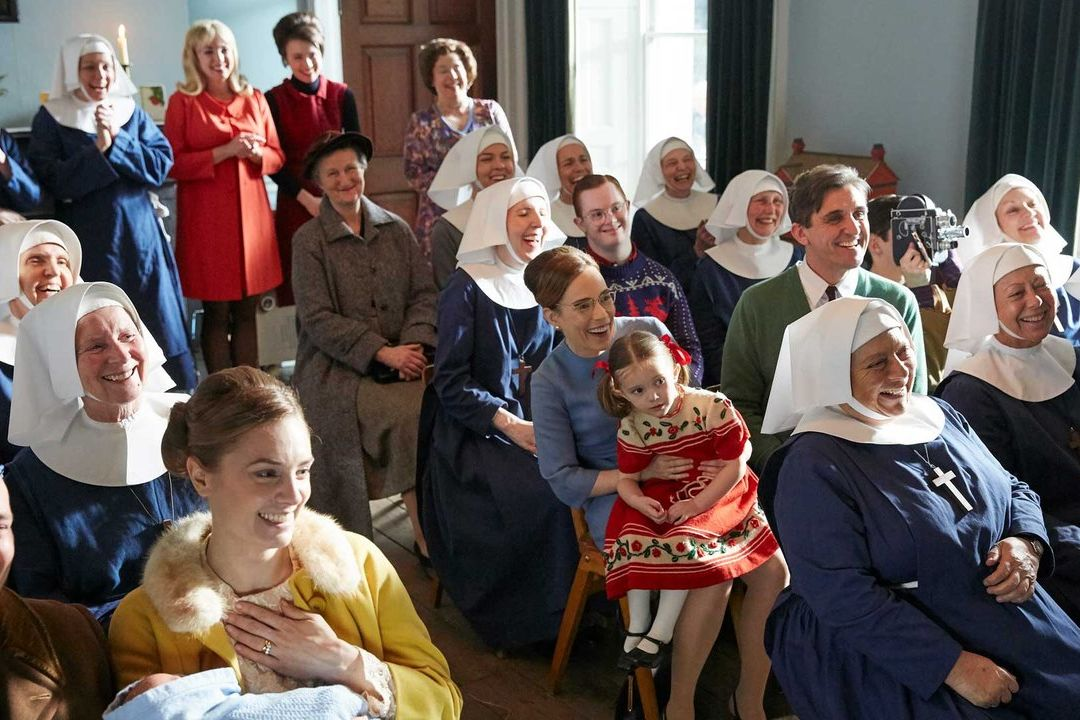 A 'Call the Midwife' Holiday Special Is Airing on Christmas Day