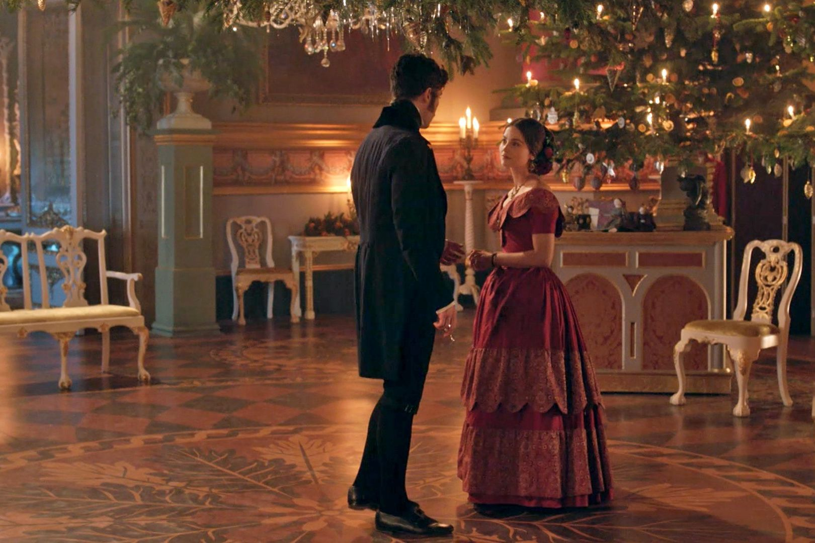 Watch a 'Victoria' Christmas Episode Encore on PBS in January