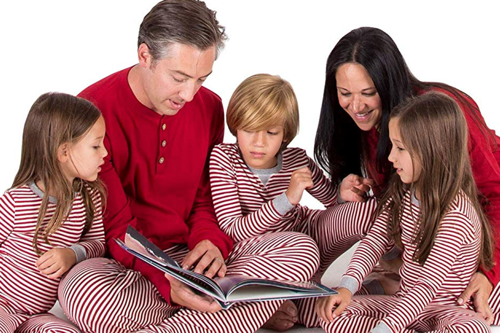 You Can Buy Crew Gaines' Adorable Christmas Pajamas for the Whole Family