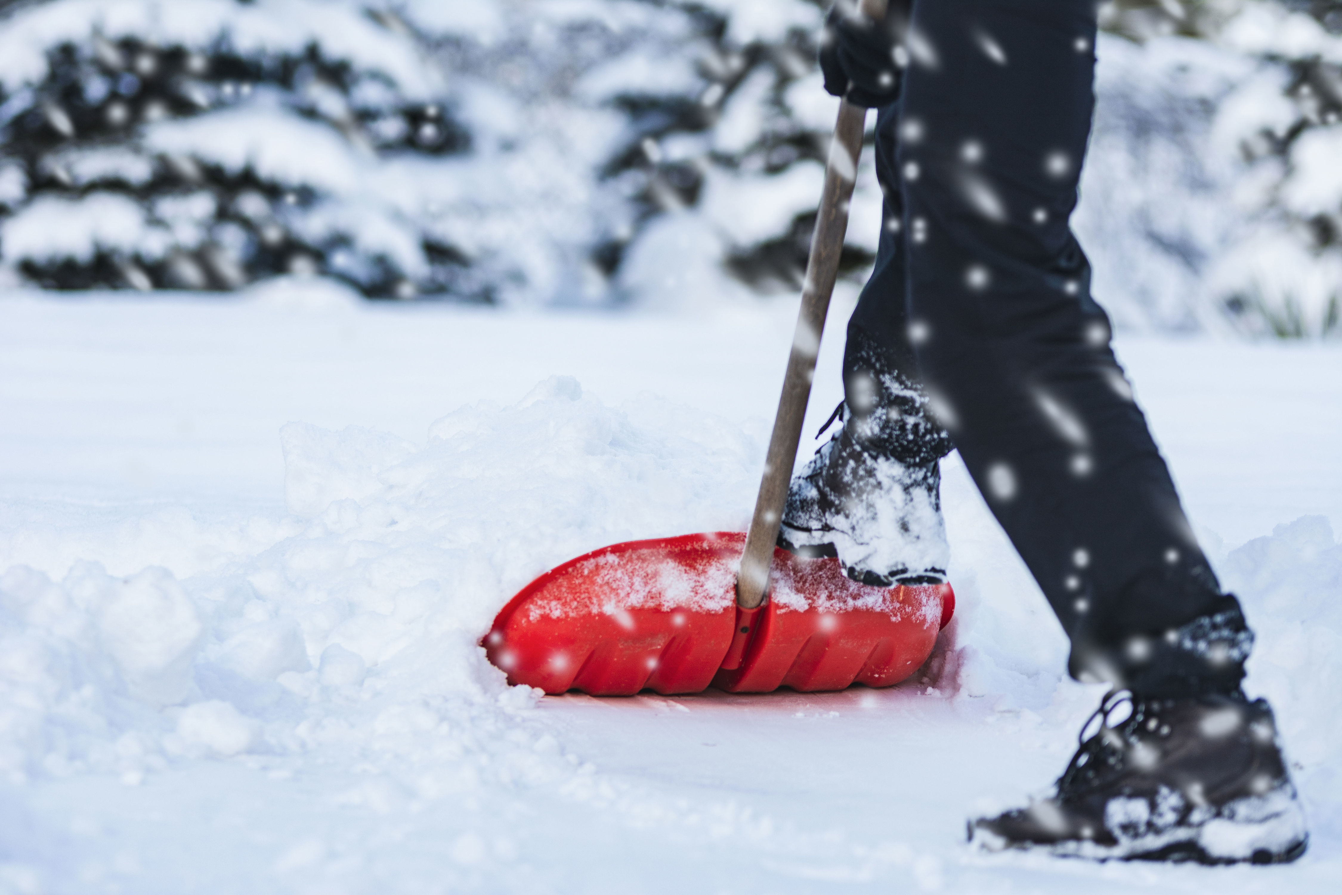 Your Pantry is Hiding a Snow Shoveling Secret