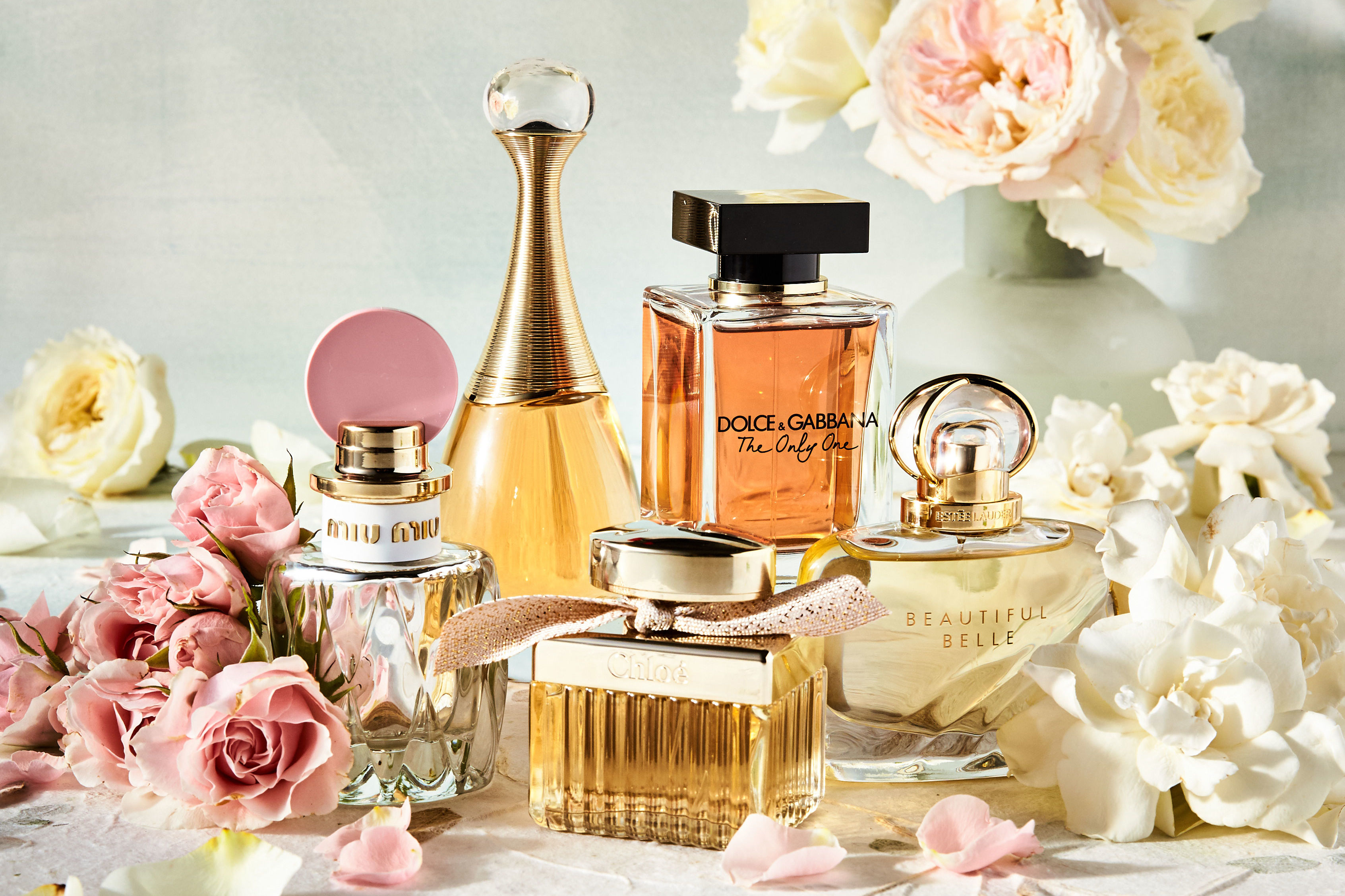 5 Floral Perfumes Ready for Spring