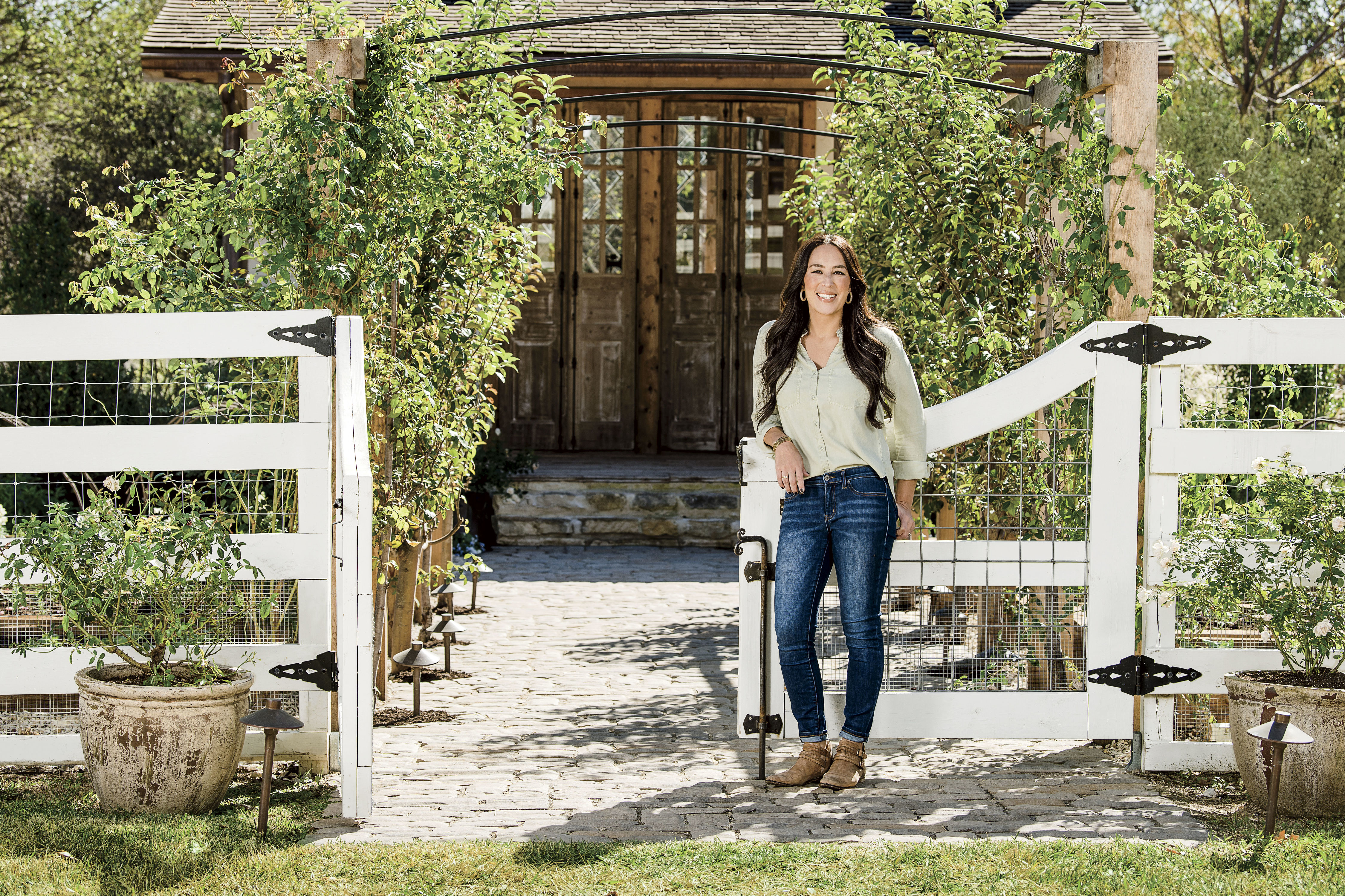 Joanna Gaines on Learning to Let Go of Perfection and Finding Grace