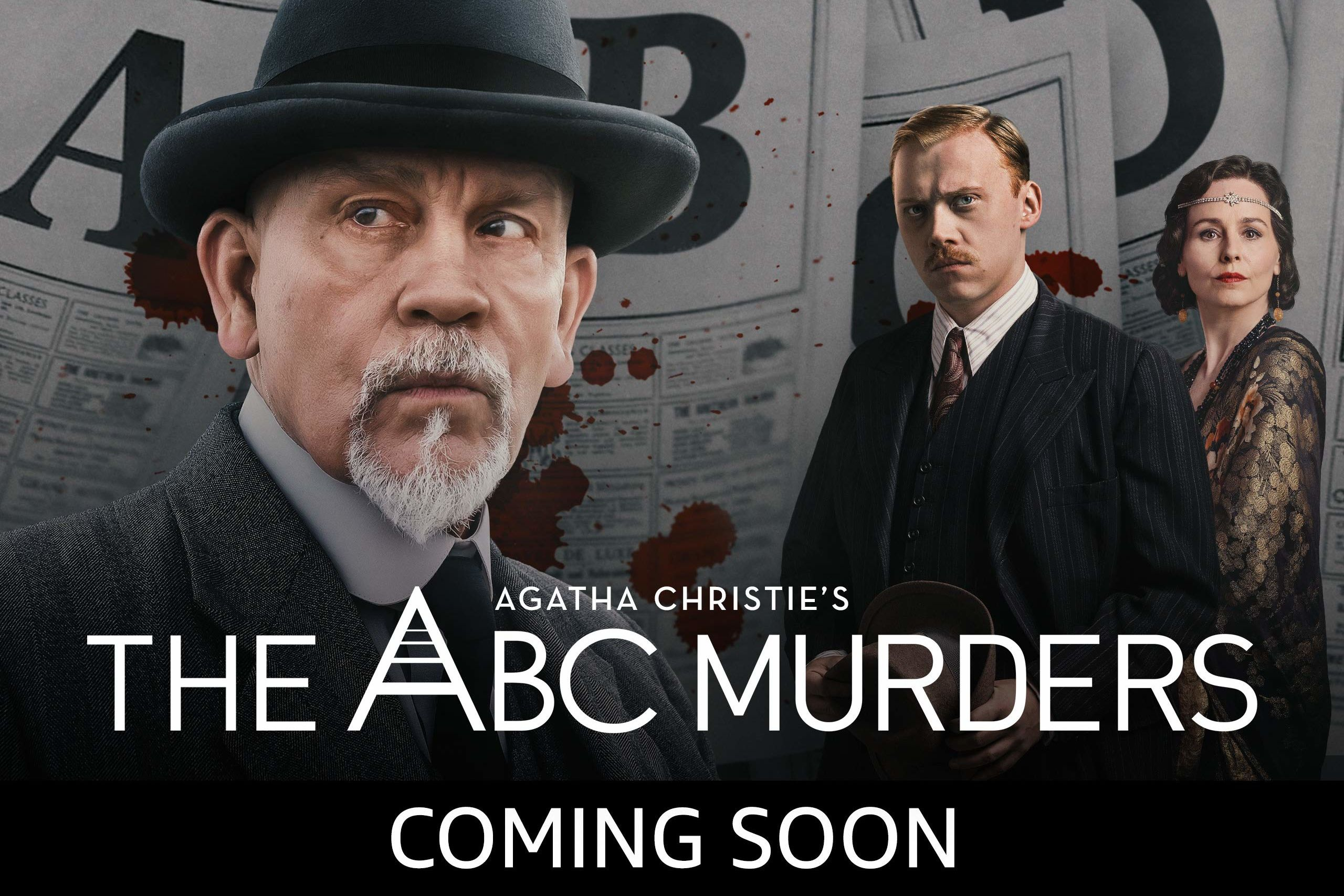 A New Agatha Christie Miniseries Is Coming to Amazon Prime