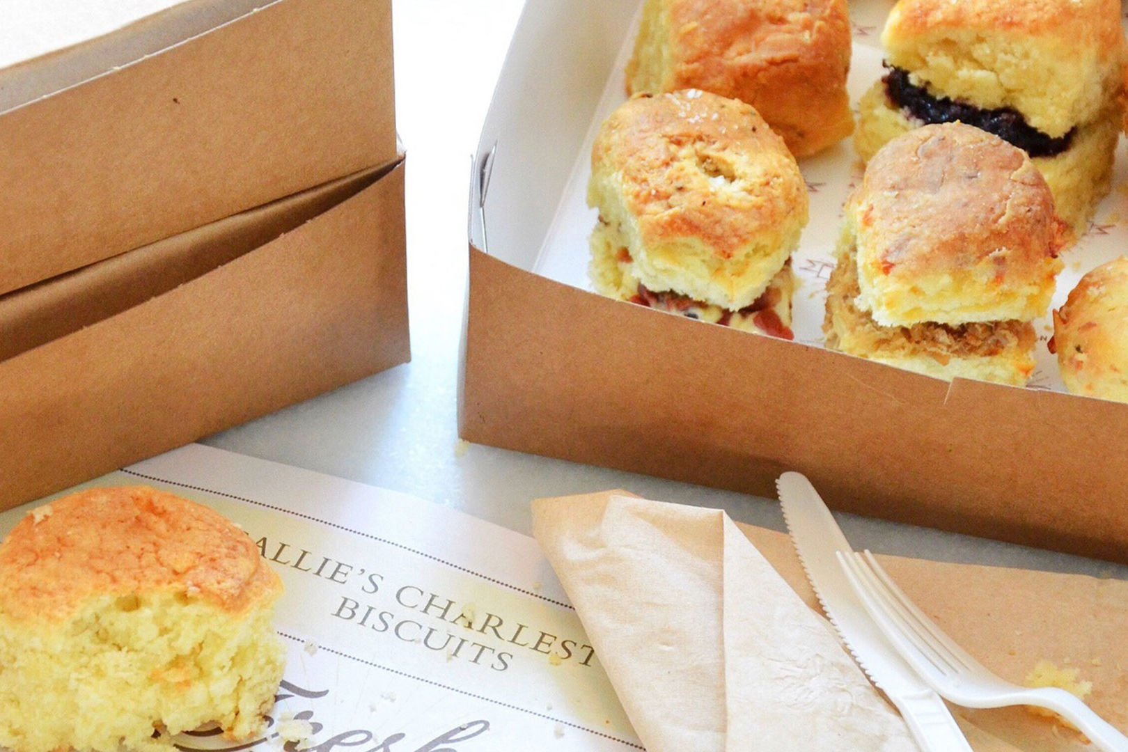 This Famous Southern Biscuit Shop is Coming to Charlotte