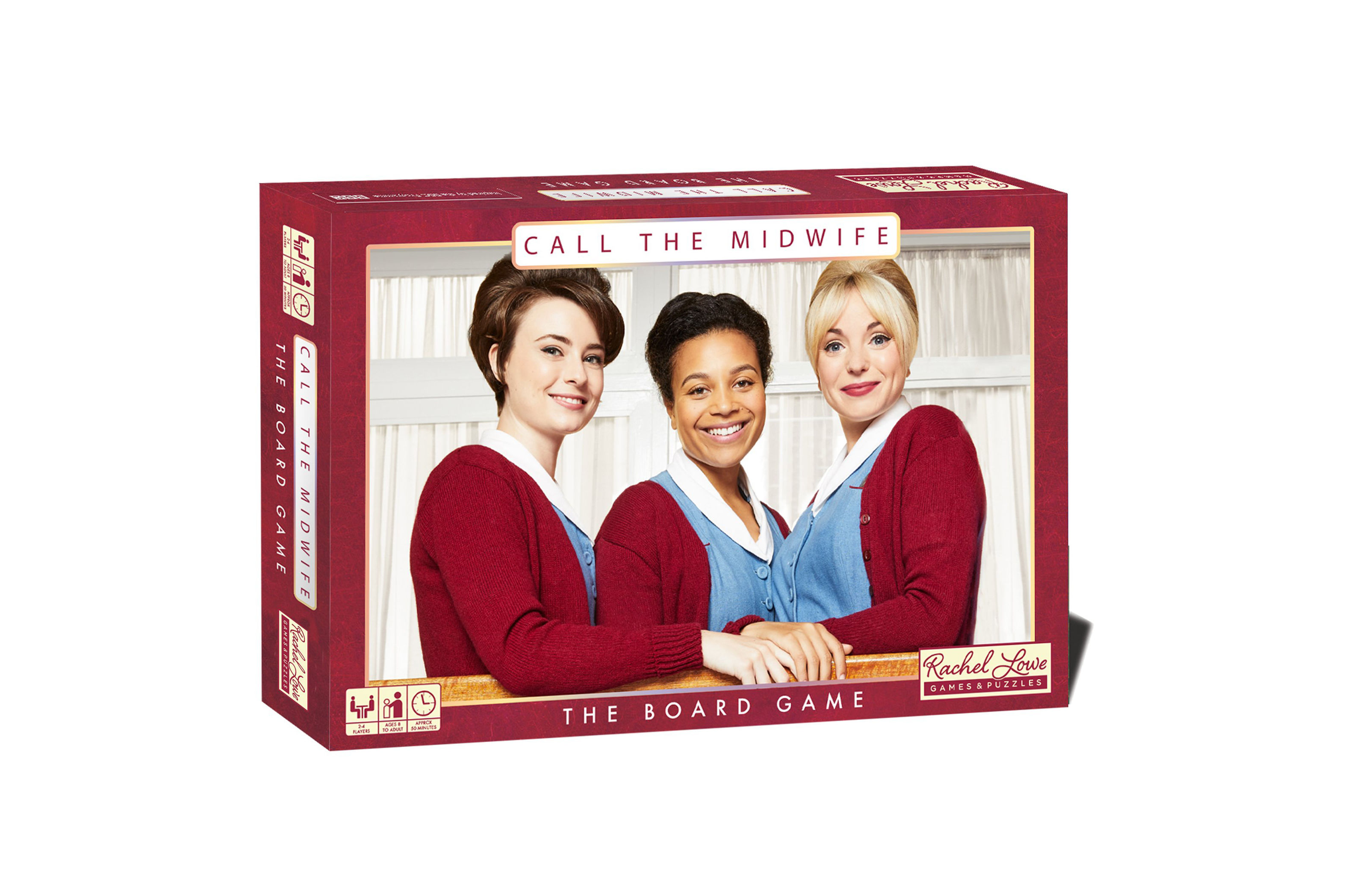 A 'Call the Midwife' Board Game Exists, and You Need It for Your Next Game Night