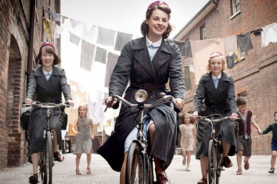 Here's the Story of the Real Nurse Behind 'Call the Midwife'