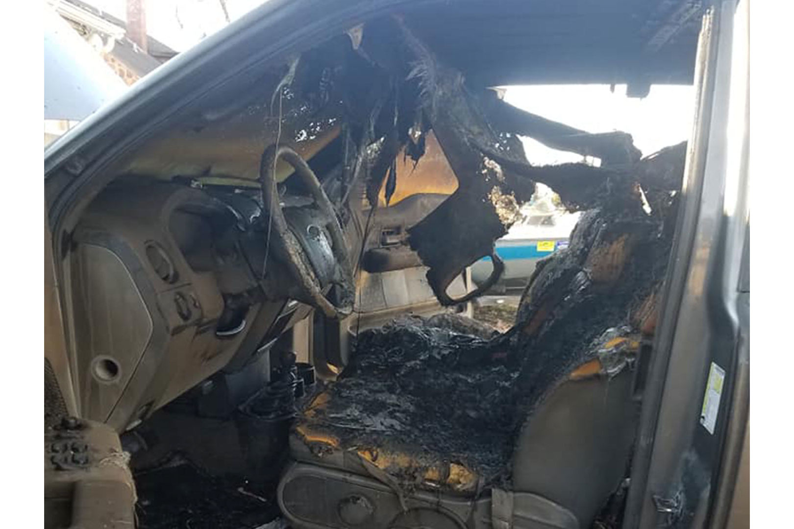 Oklahoma Single Dad's Bible Emerges Unscathed from Dramatic Car Fire