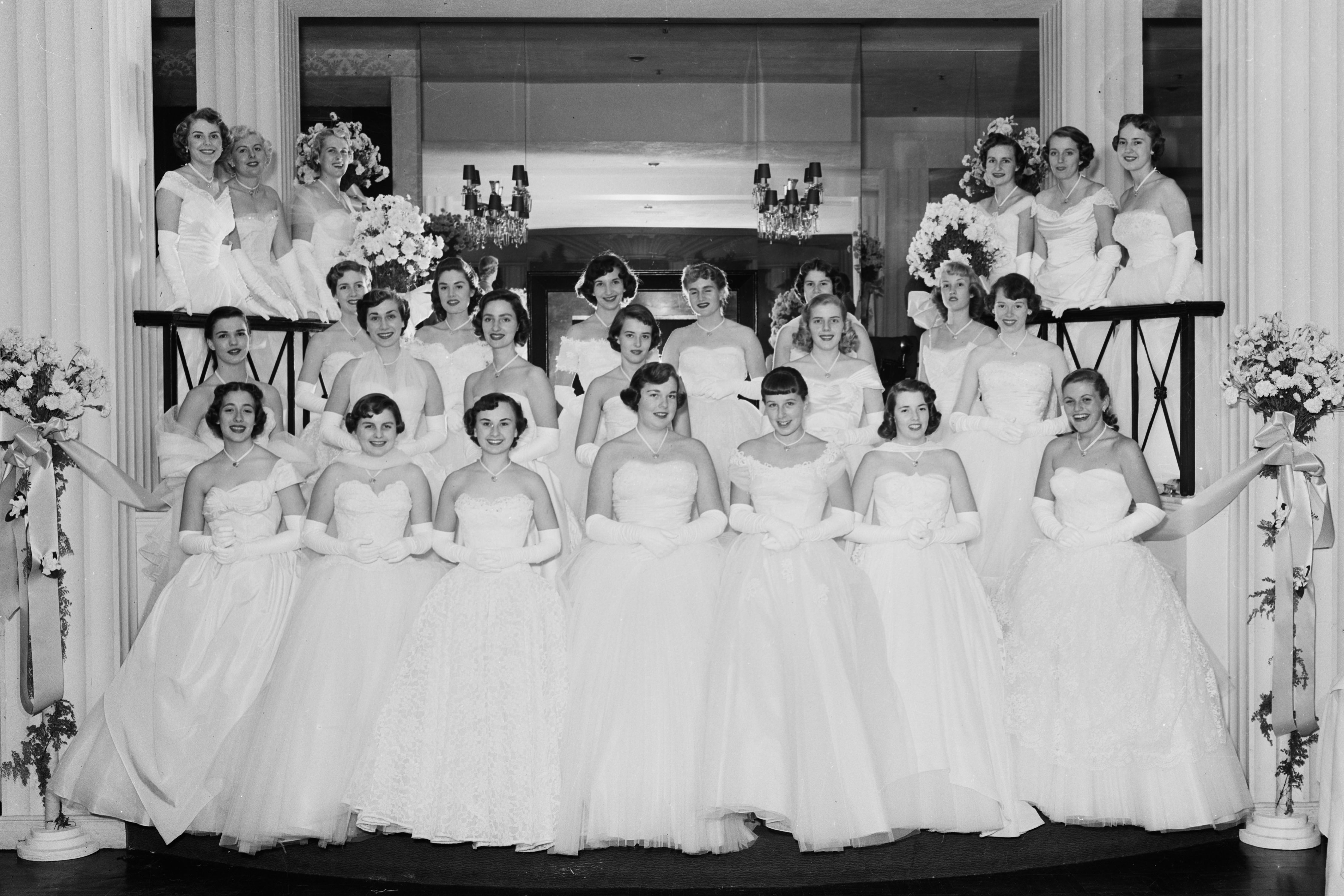The Difference Between a Cotillion and a Debutante Ball
