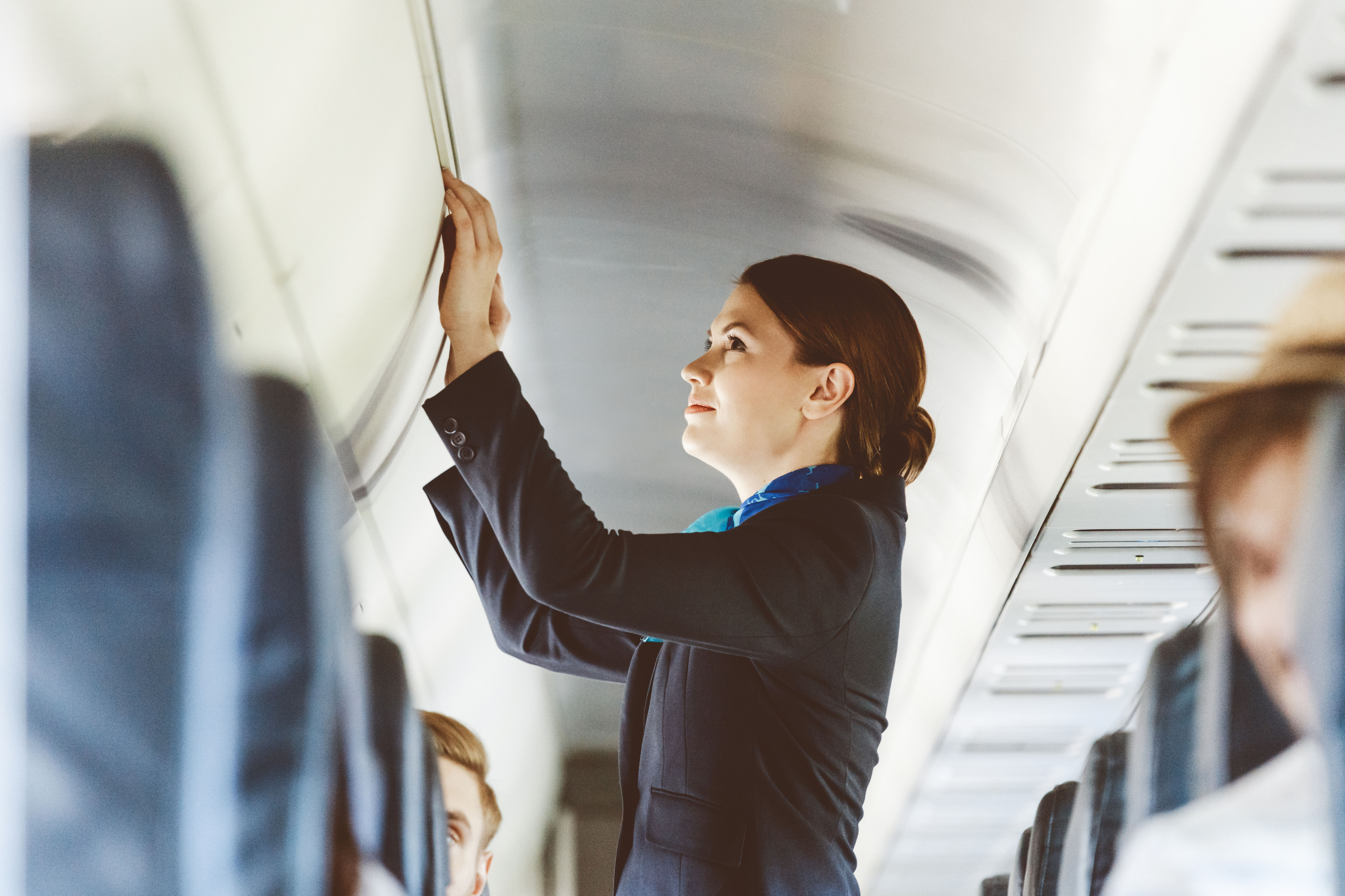 This Airline's Flight Attendants Now Accept Tips