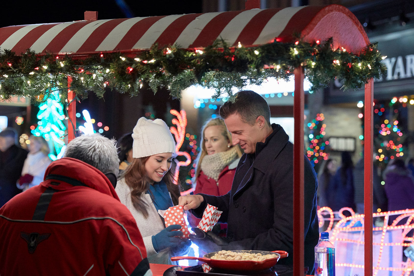 The Hallmark Channel is Already Casting Extras for a New Christmas Movie!