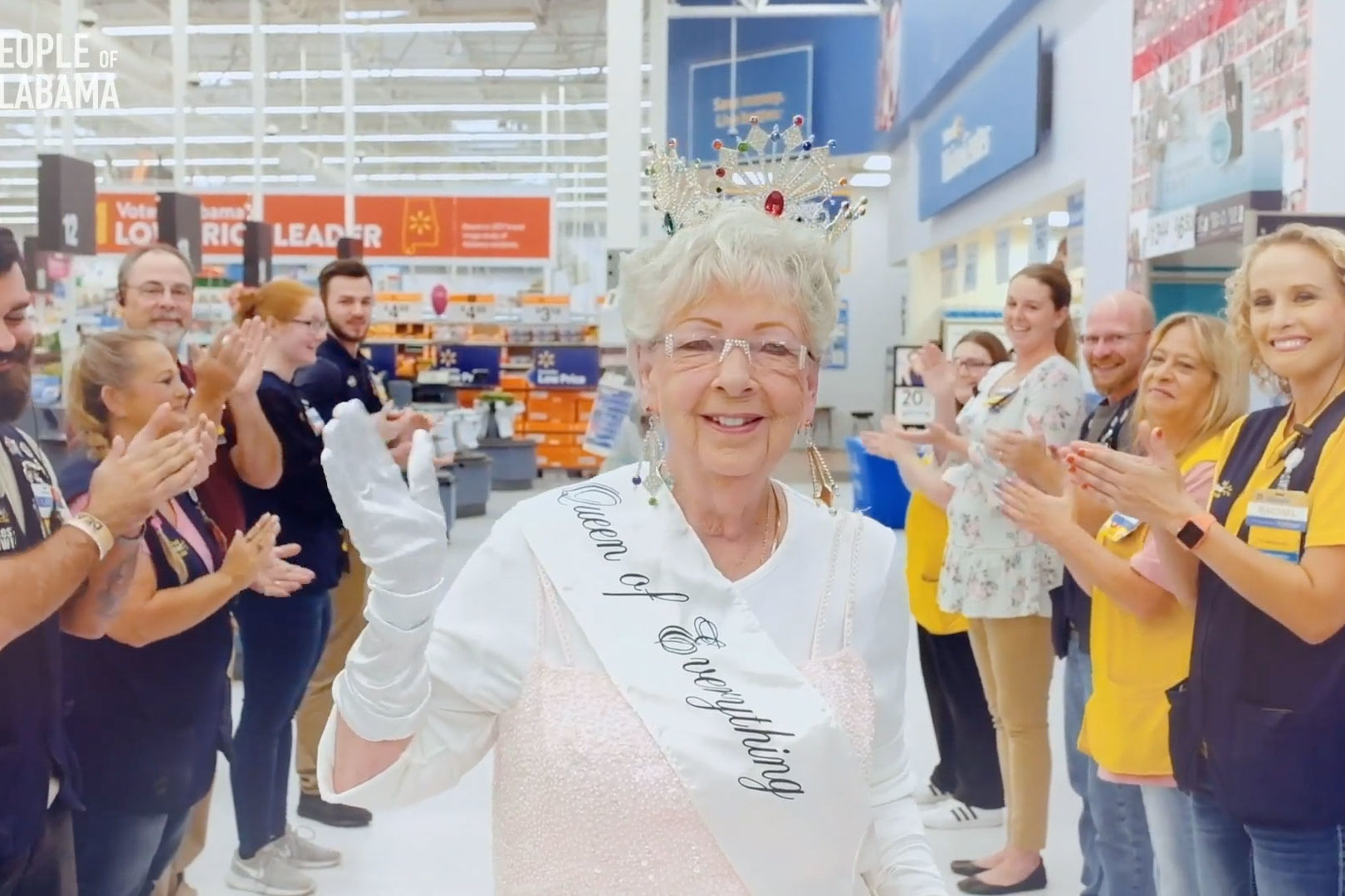 "Meet Marlene Young, Alabama's ""Queen of Walmart,"" and Our New Favorite Person"