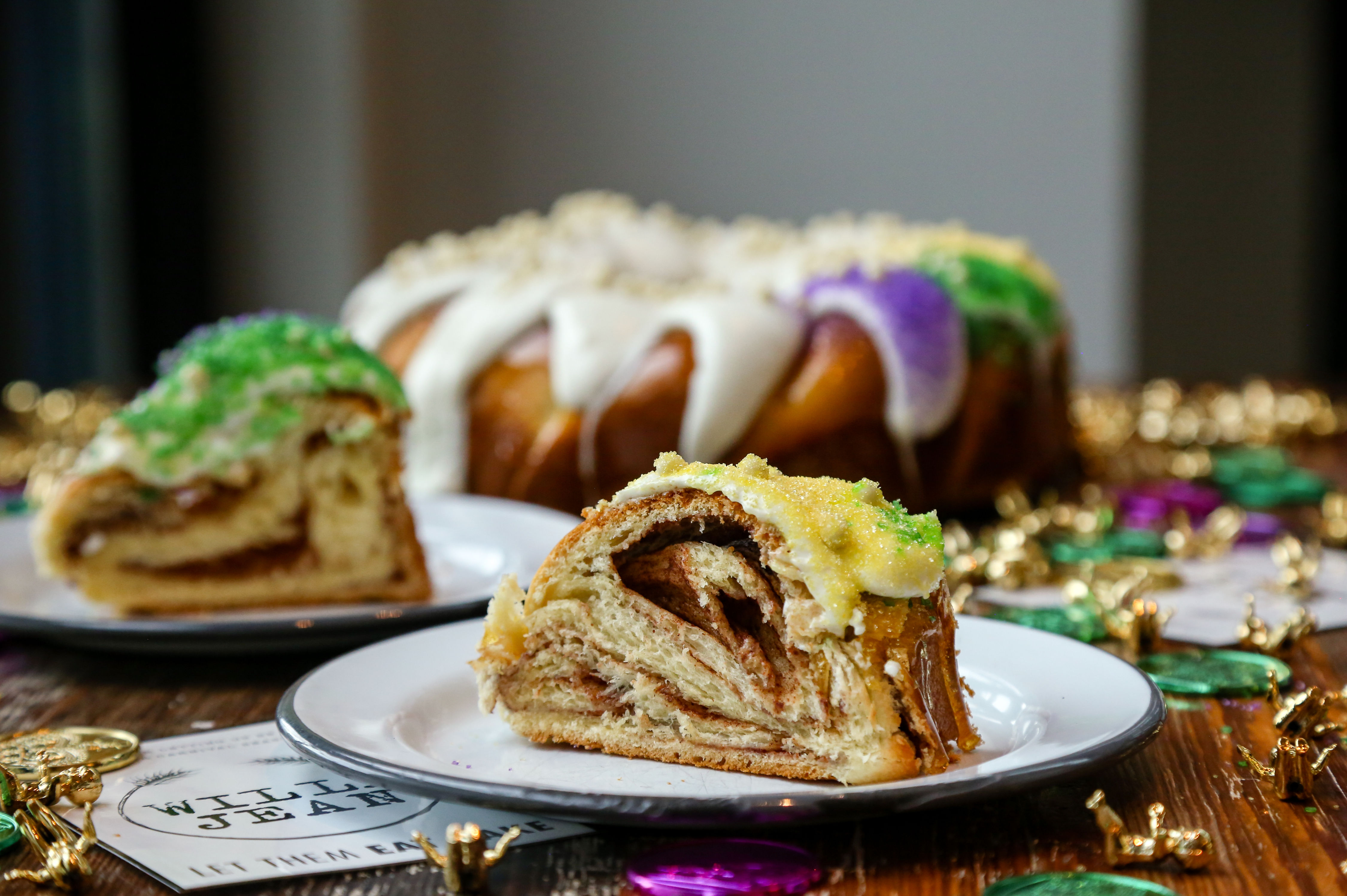 Where to Eat King Cake in New Orleans