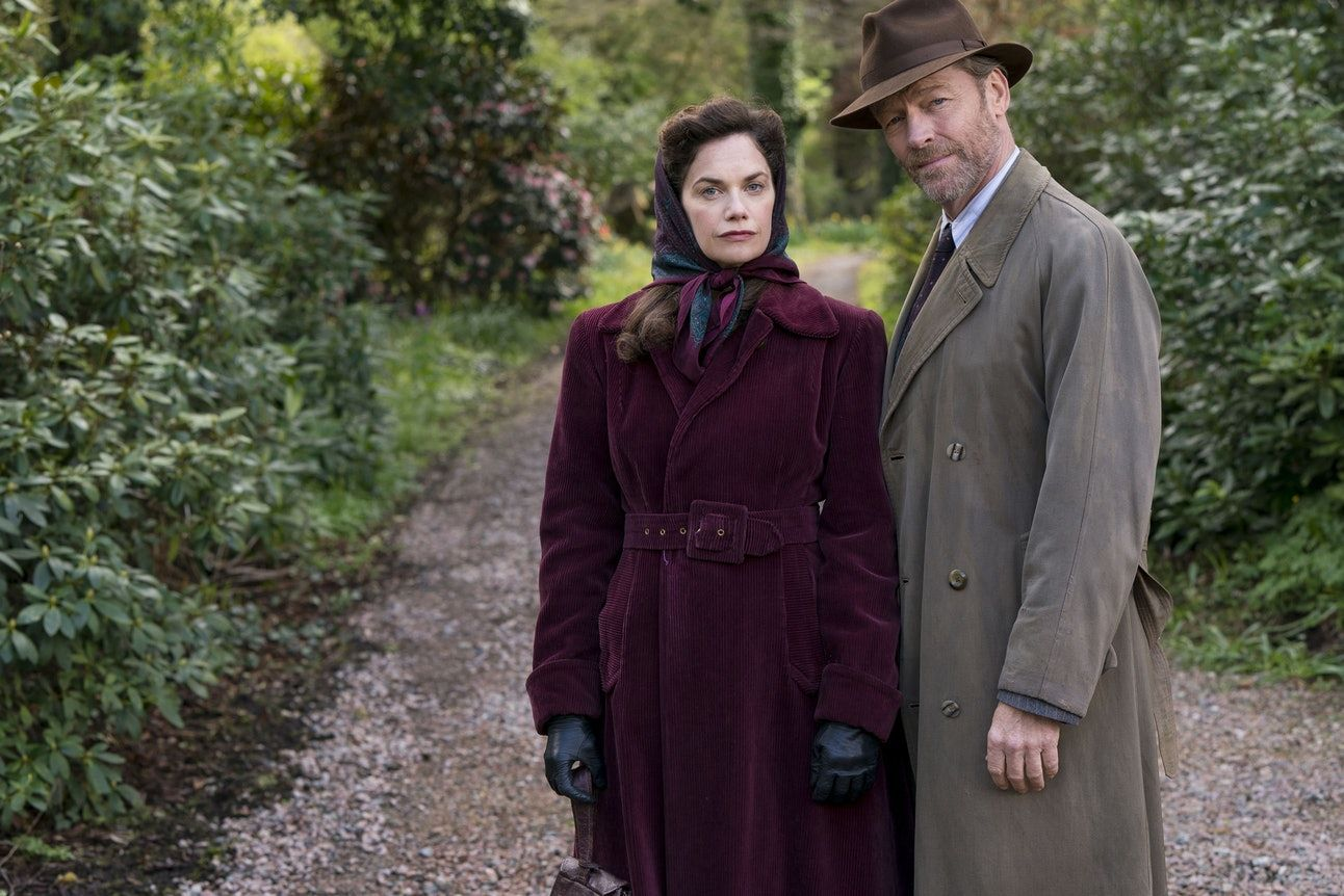 In This New PBS Series, Ruth Wilson Plays Her Own Grandmother