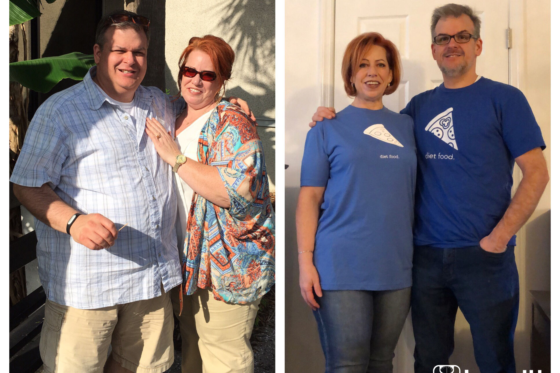 Georgia Couple Who Own Cake Shop Lose 220 Pounds Together