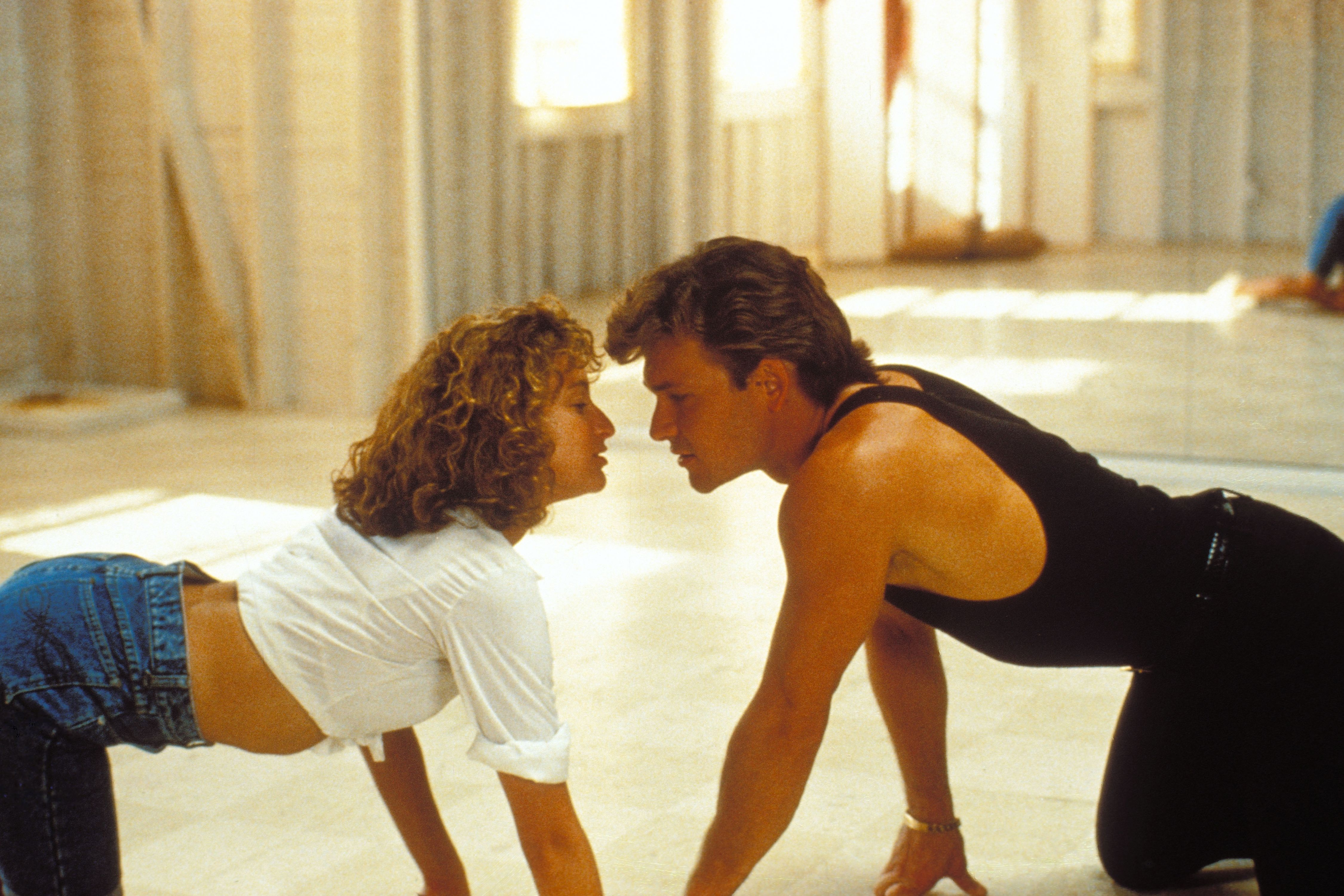"""Dirty Dancing"" is Shimmying Back into Theaters for Valentine's Day"