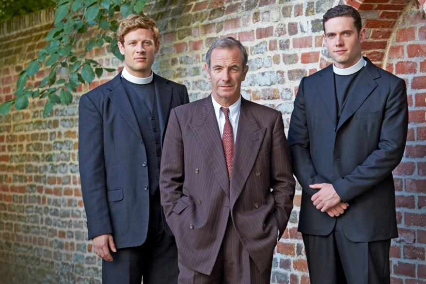 'Grantchester' Season Four Is Returning to PBS This Summer