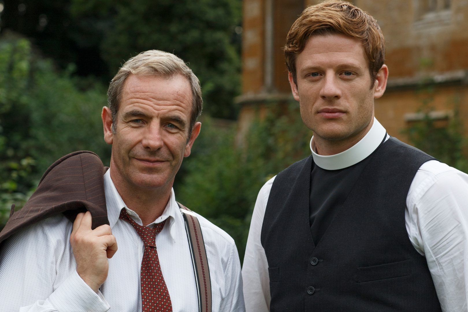 'Grantchester' Is the PBS Detective Drama You Need in Your Life