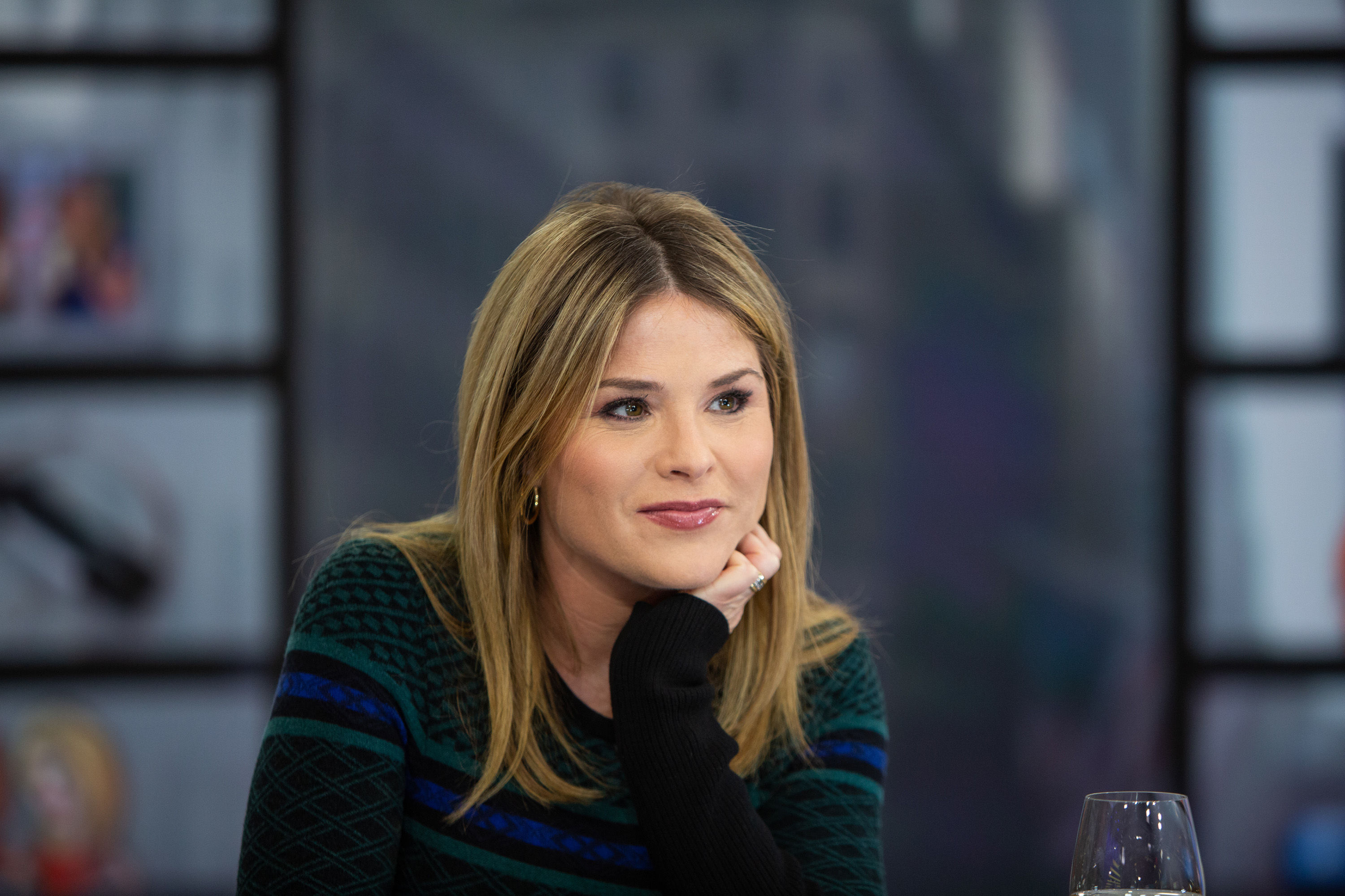 Jenna Bush Hager's Daughters Went Crazy with Crayons — and Mama Needs Your Help Getting It Off the Walls