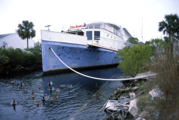 WATCH: When He Dies, This Florida Man Plans to Be Entombed in His Beloved Boat