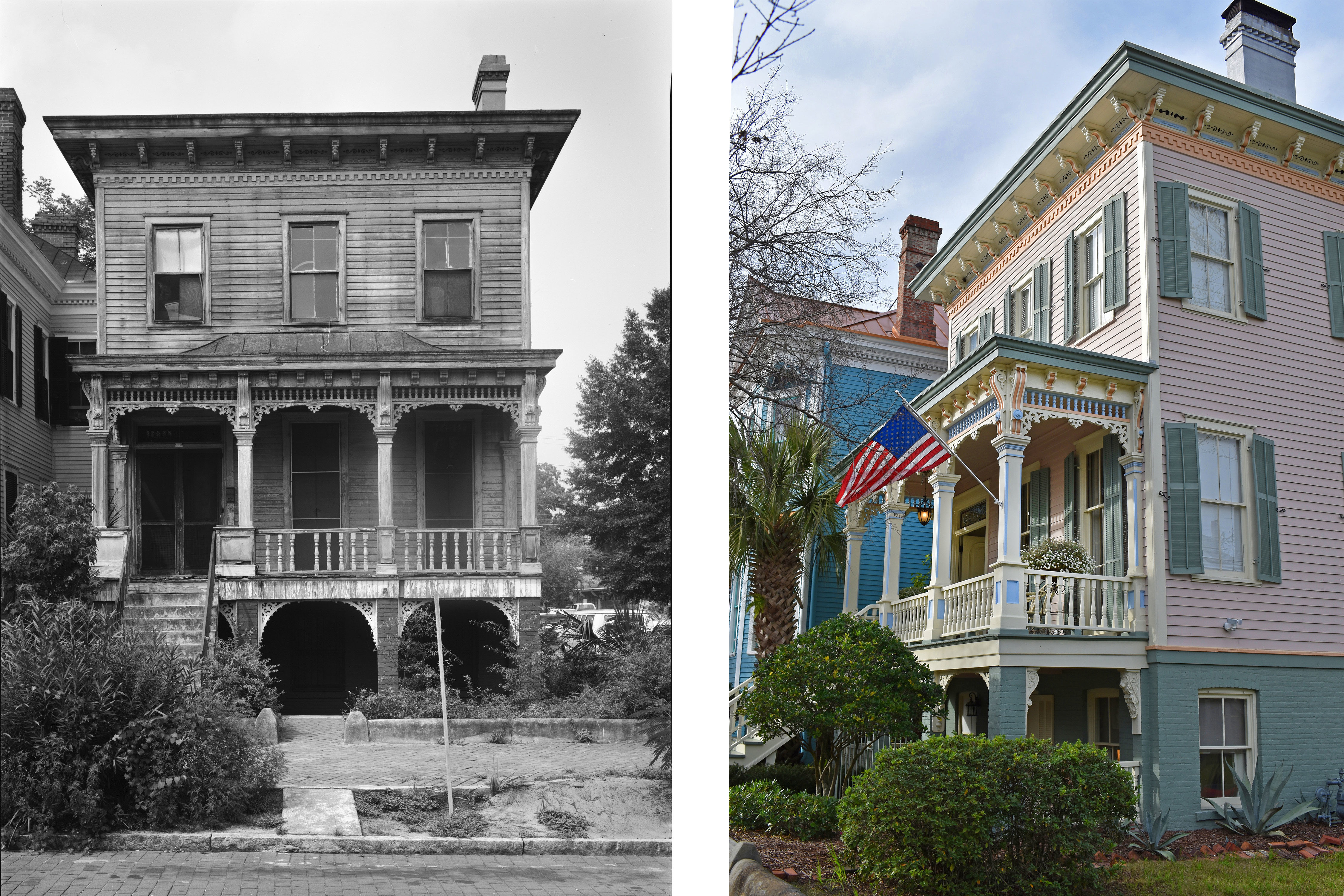 See Them To Believe Them: Incredible Historic Savannah Home Renos!