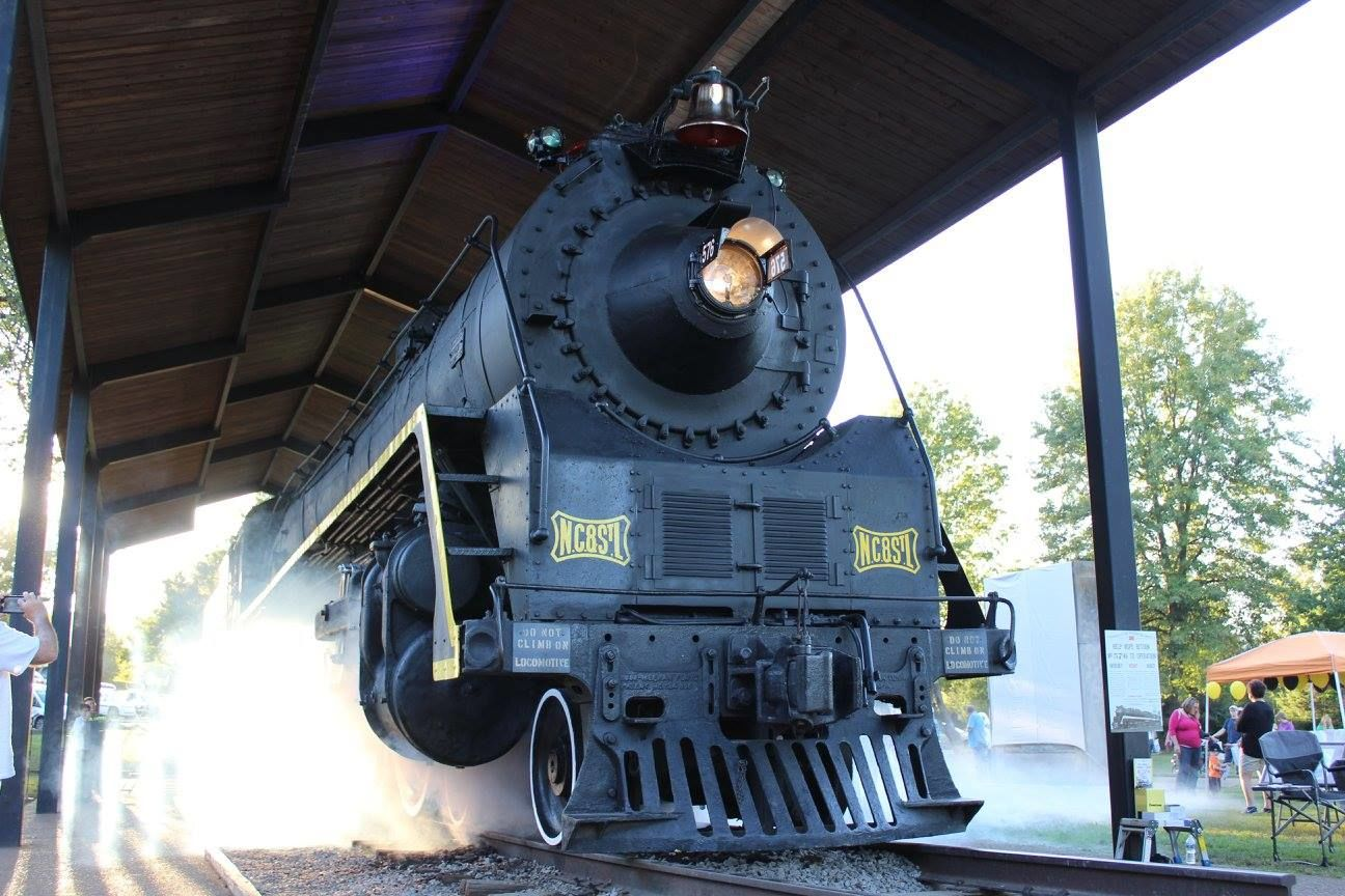Historic Nashville Train Returning to Union Station for the First Time in 67 Years