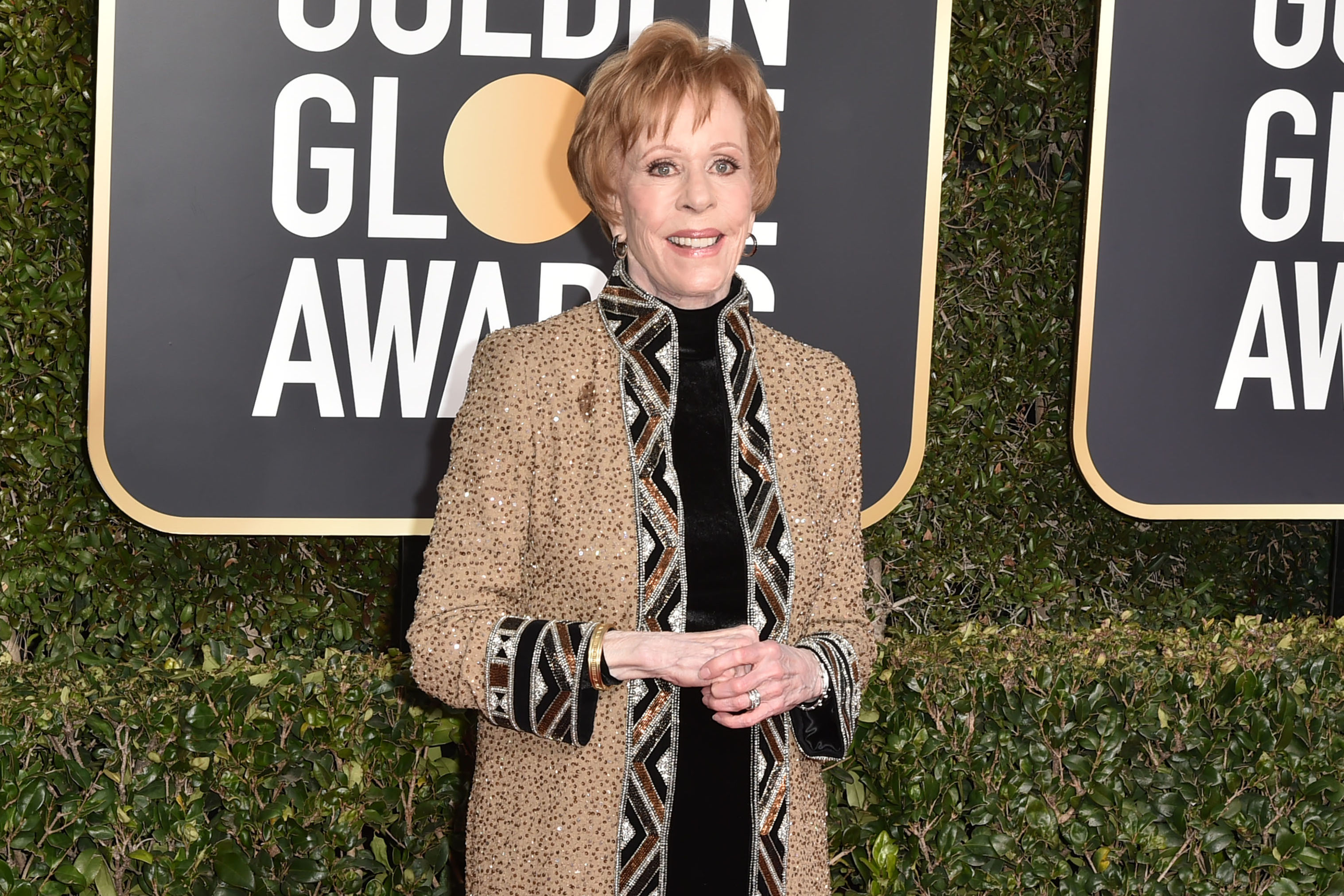 Carol Burnett Is Bringing Her Memoir to the Big Screen