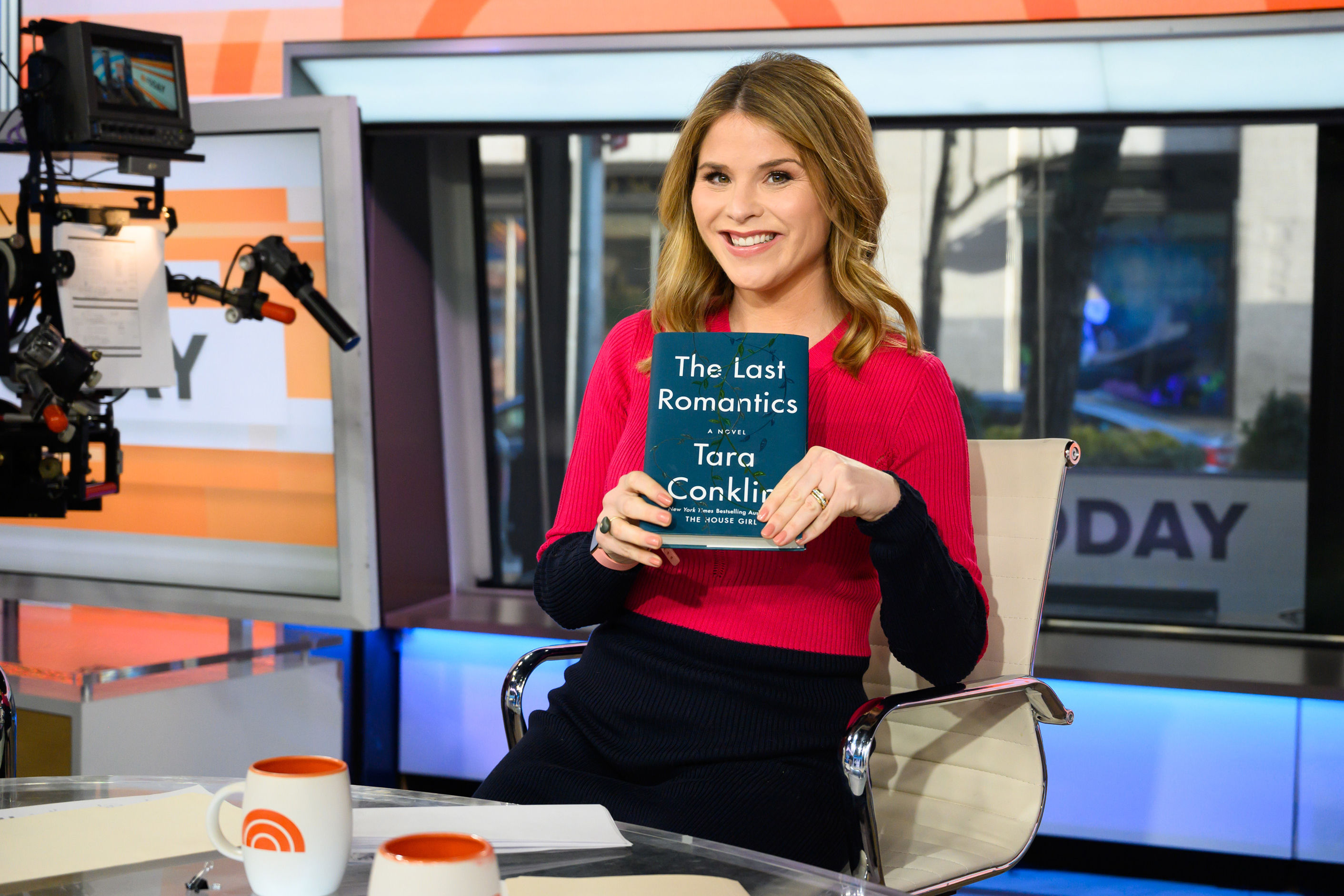 We're Reading Along with Jenna Bush Hager's New TODAY Show Book Club