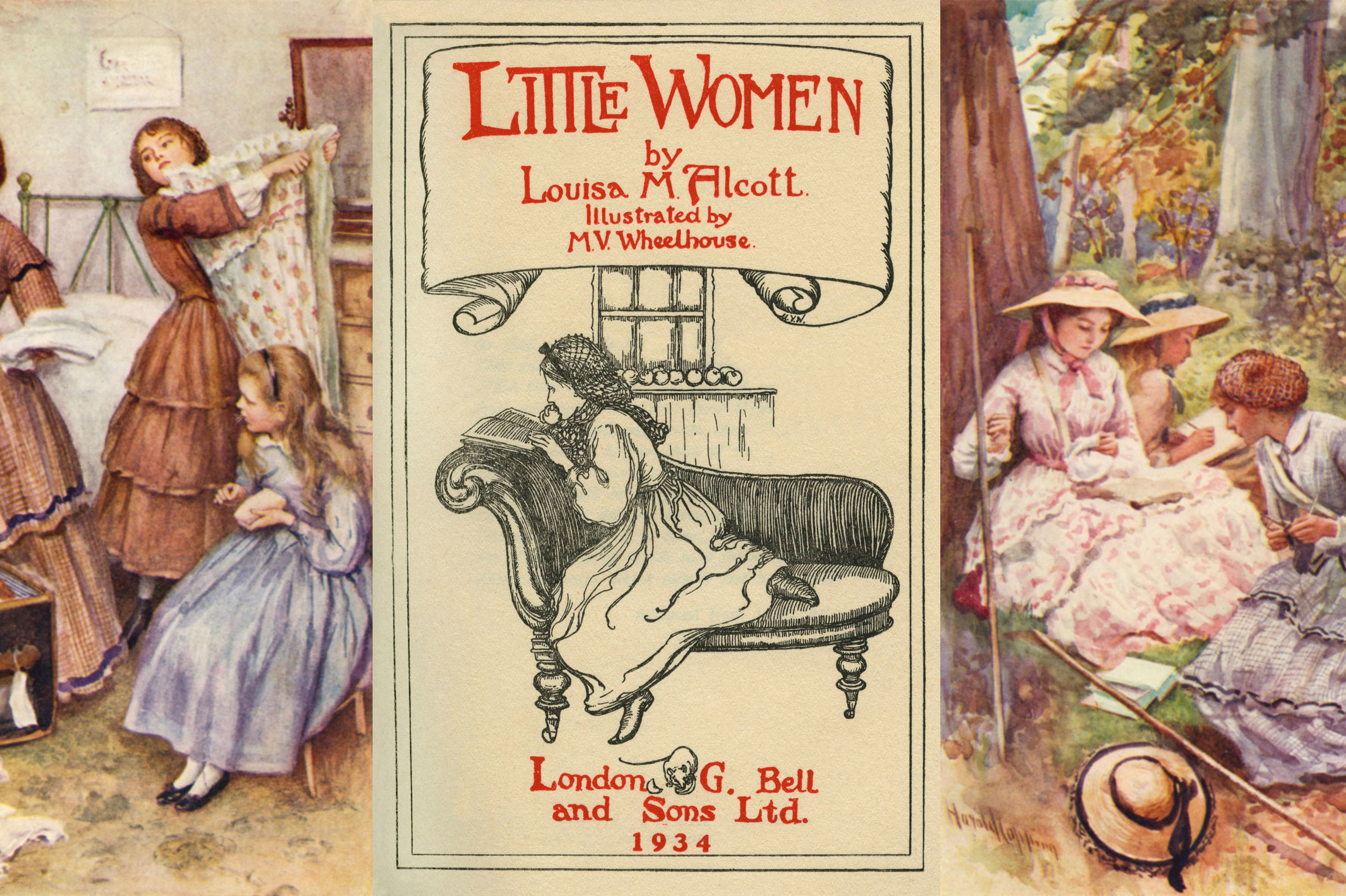 "Why You Should Reread ""Little Women"" as an Adult"