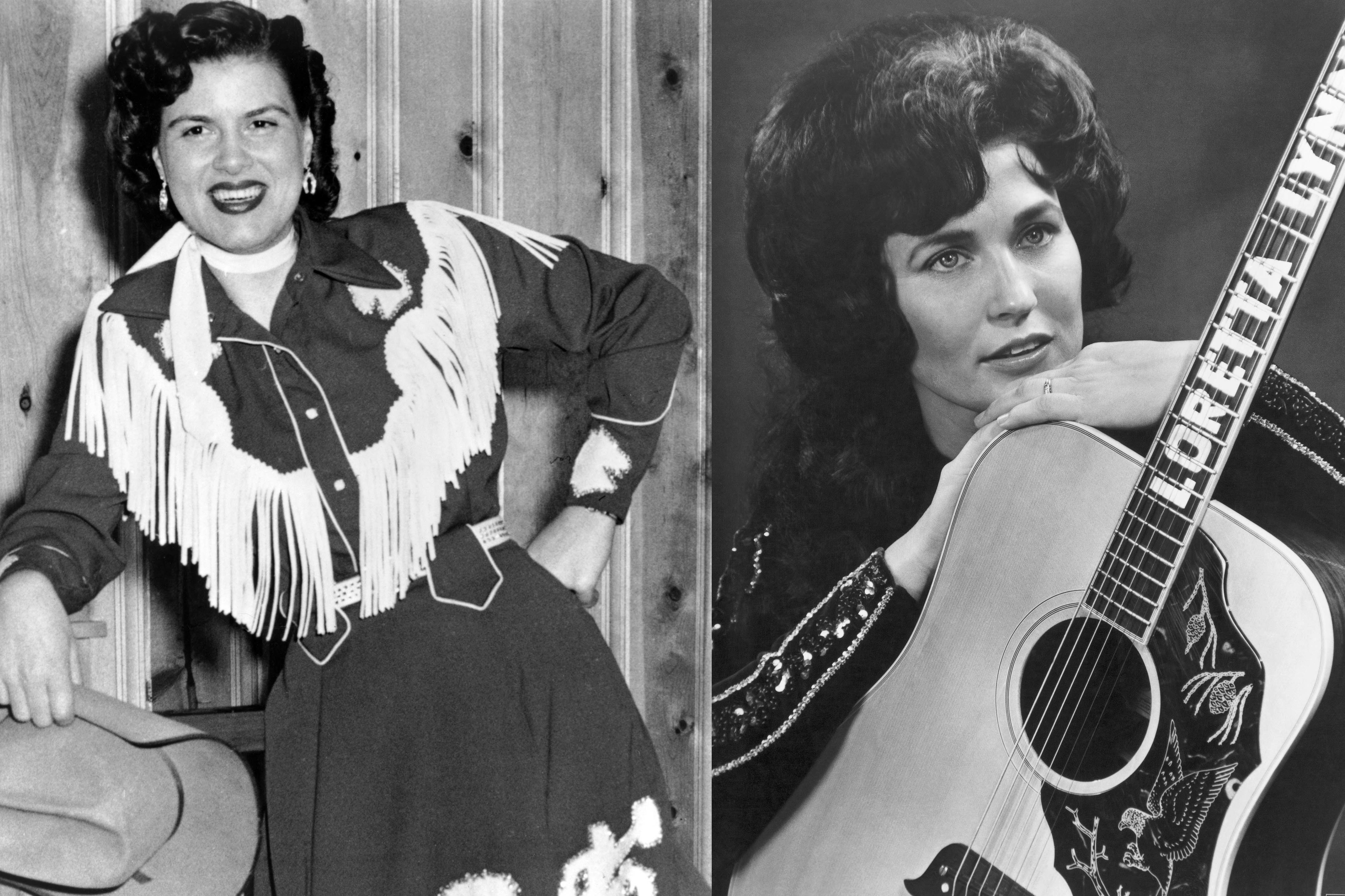There's a New Movie About Patsy Cline and Loretta Lynn Coming to Lifetime