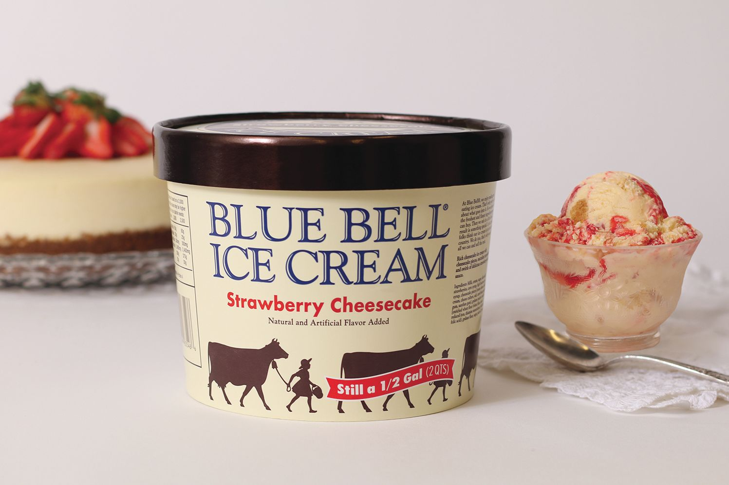 Attention, Y'all: Blue Bell Is Bringing Back This Fan-Favorite Flavor