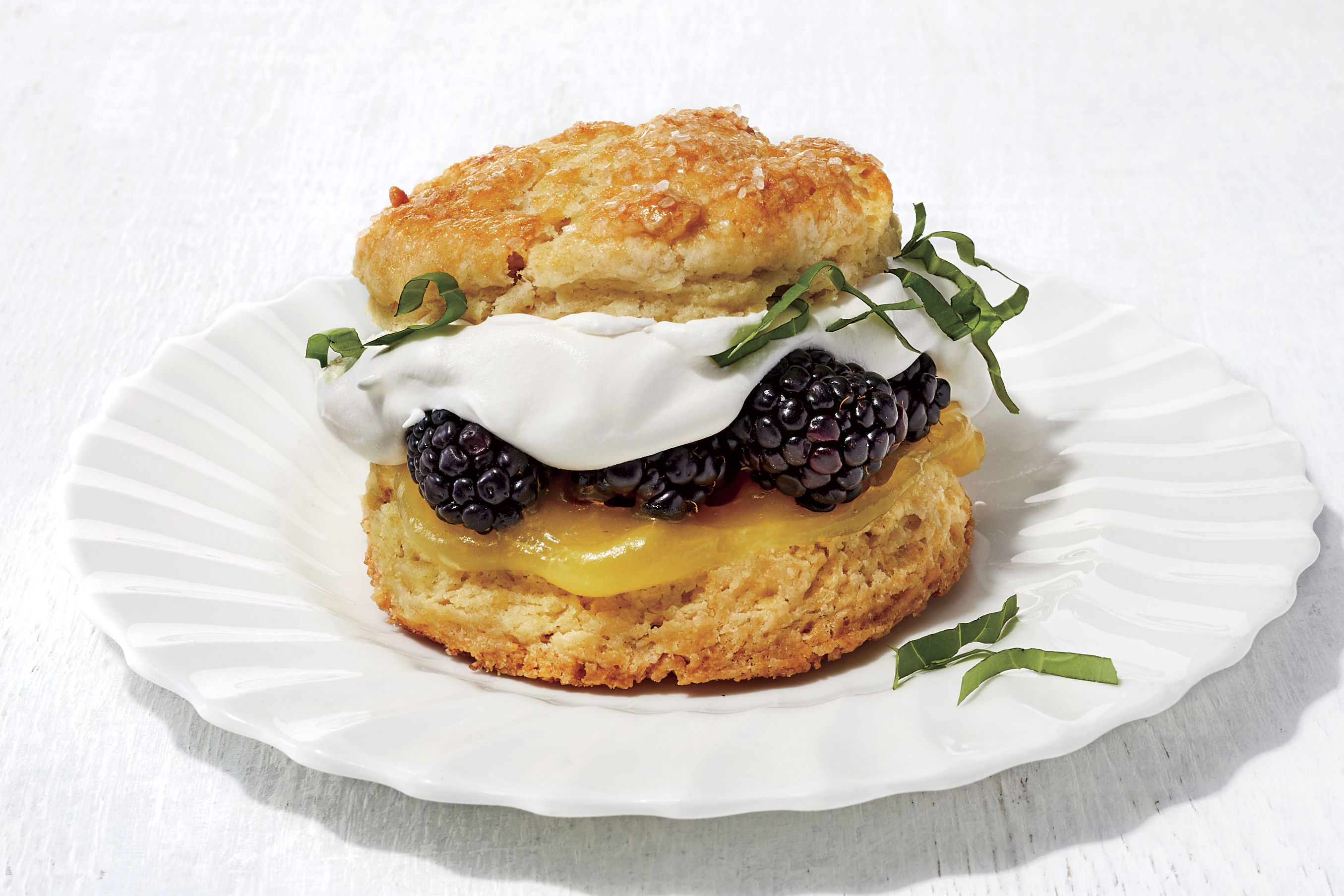 Blackberry Shortcake Recipe