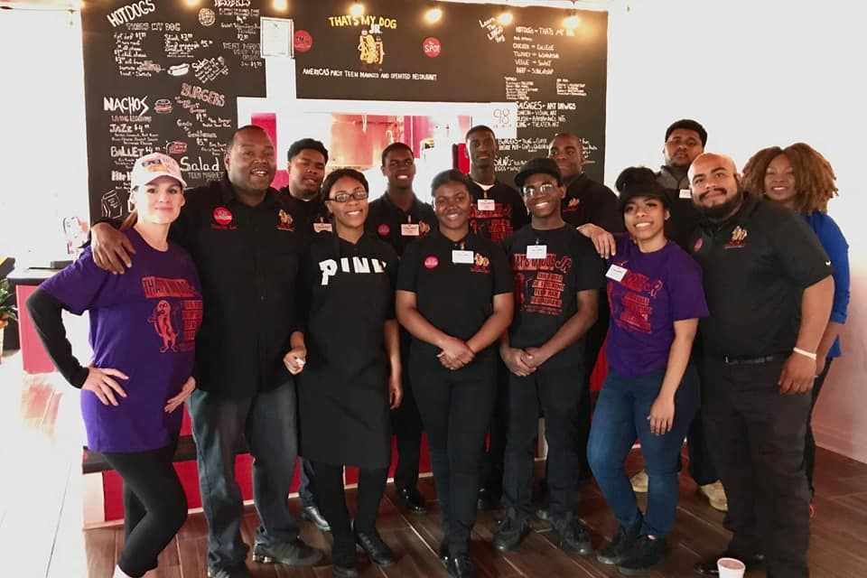 Alabama Is Now Home to the Only Teen-Run Restaurant in the U.S.