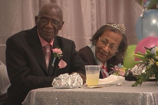 WATCH: He's 103, She's 100, and They Just Celebrated 82 Years of Marriage