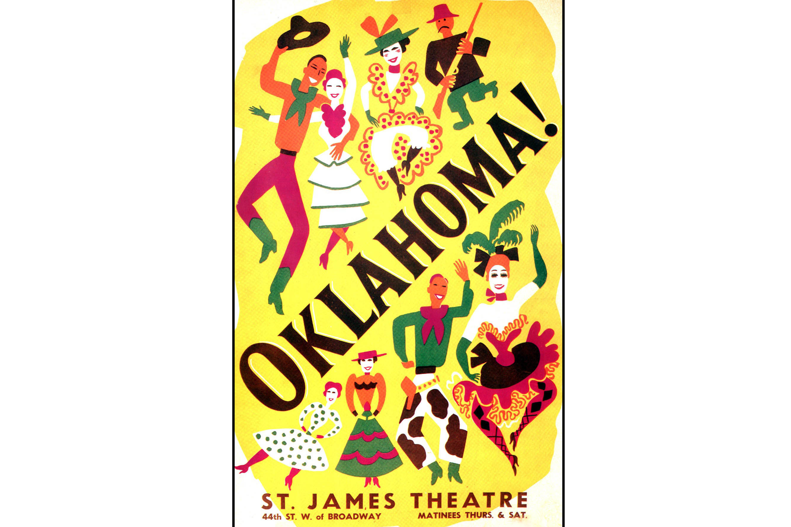 Oklahoma! the Musical Is Set to Become a TV Series