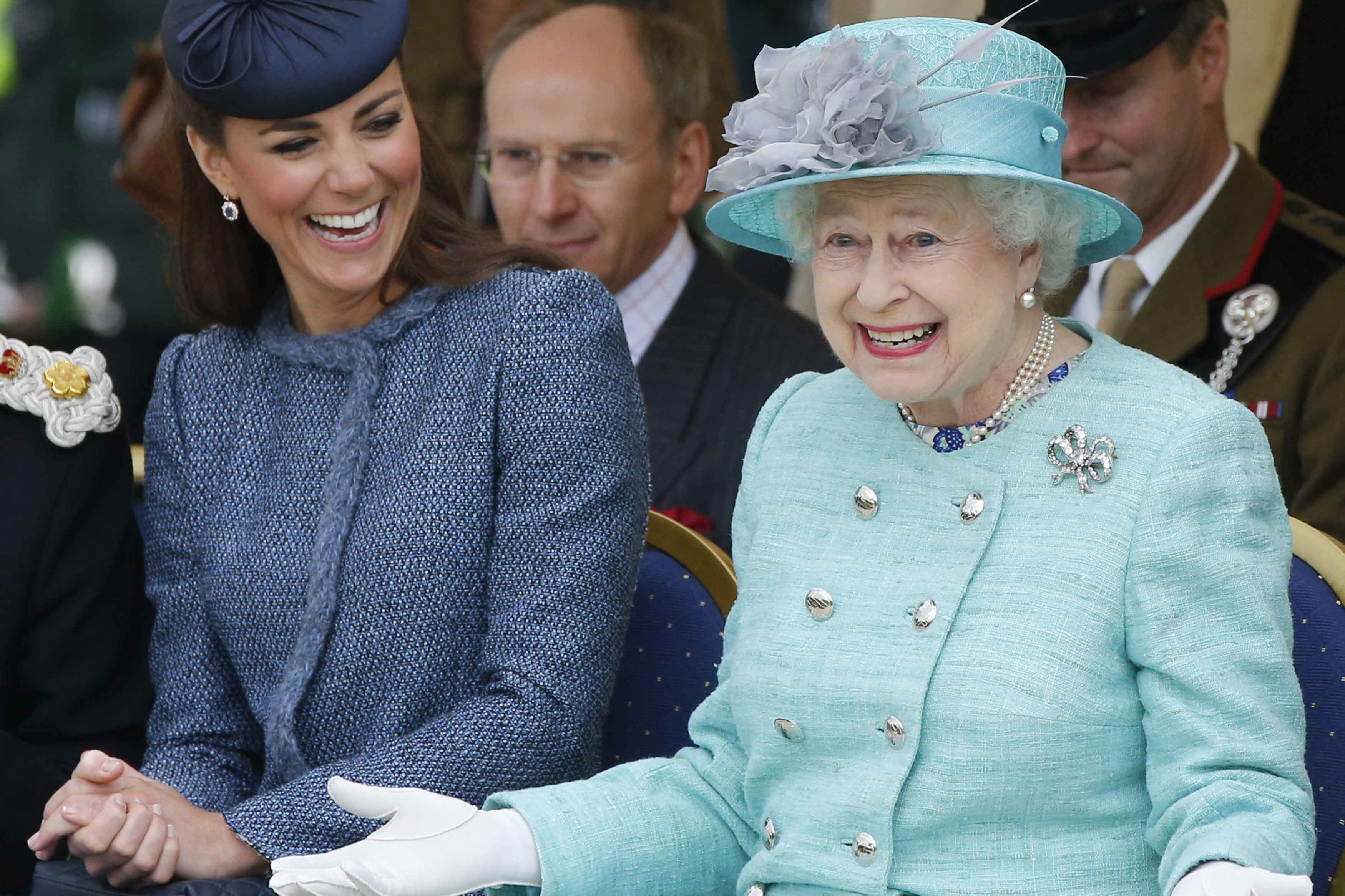 Queen Elizabeth Reportedly Once Brought 40 Suitcases to Visit Prince Philip