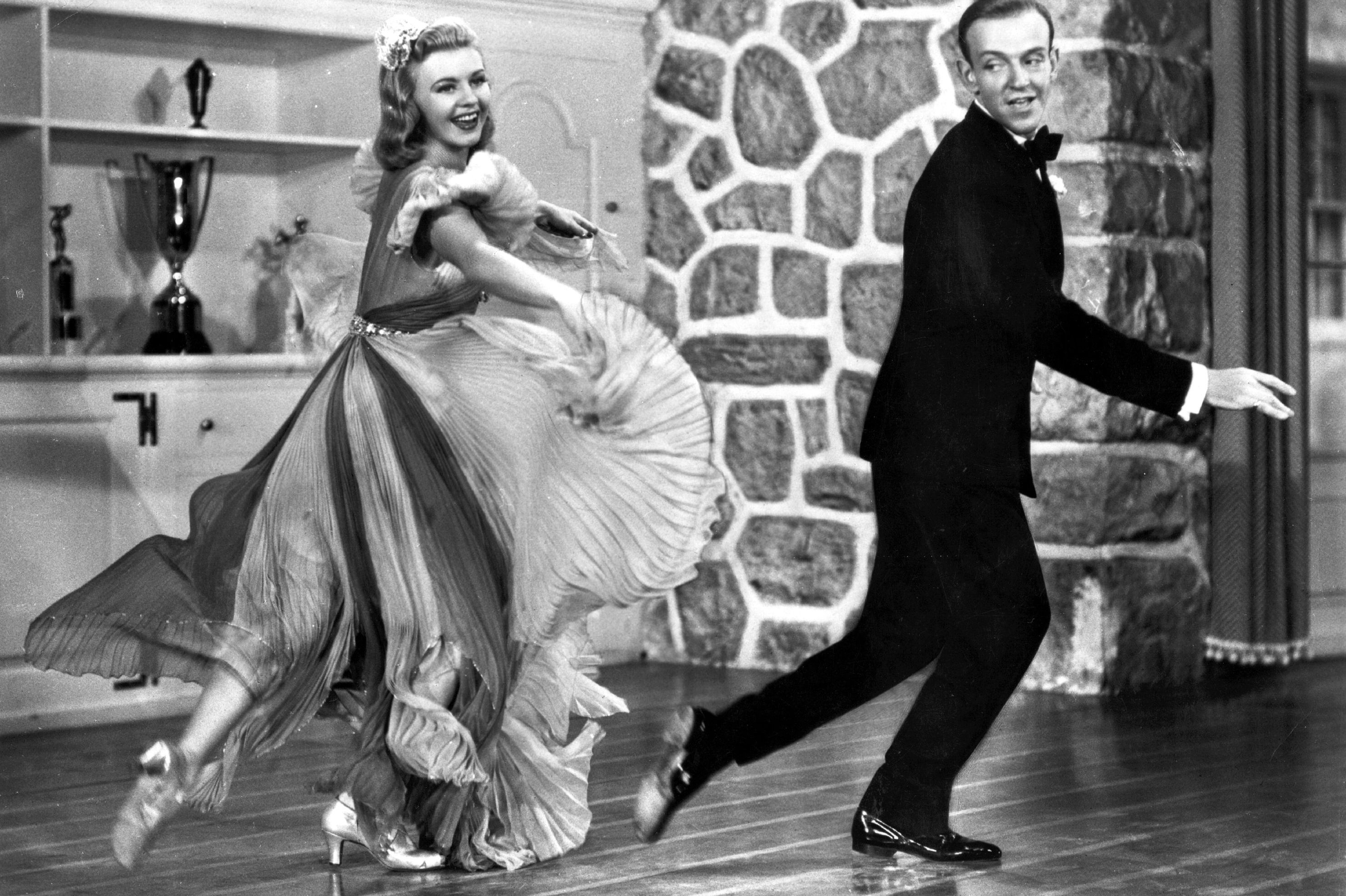 Backwards in High Heels: Ginger Rogers' Texas Roots