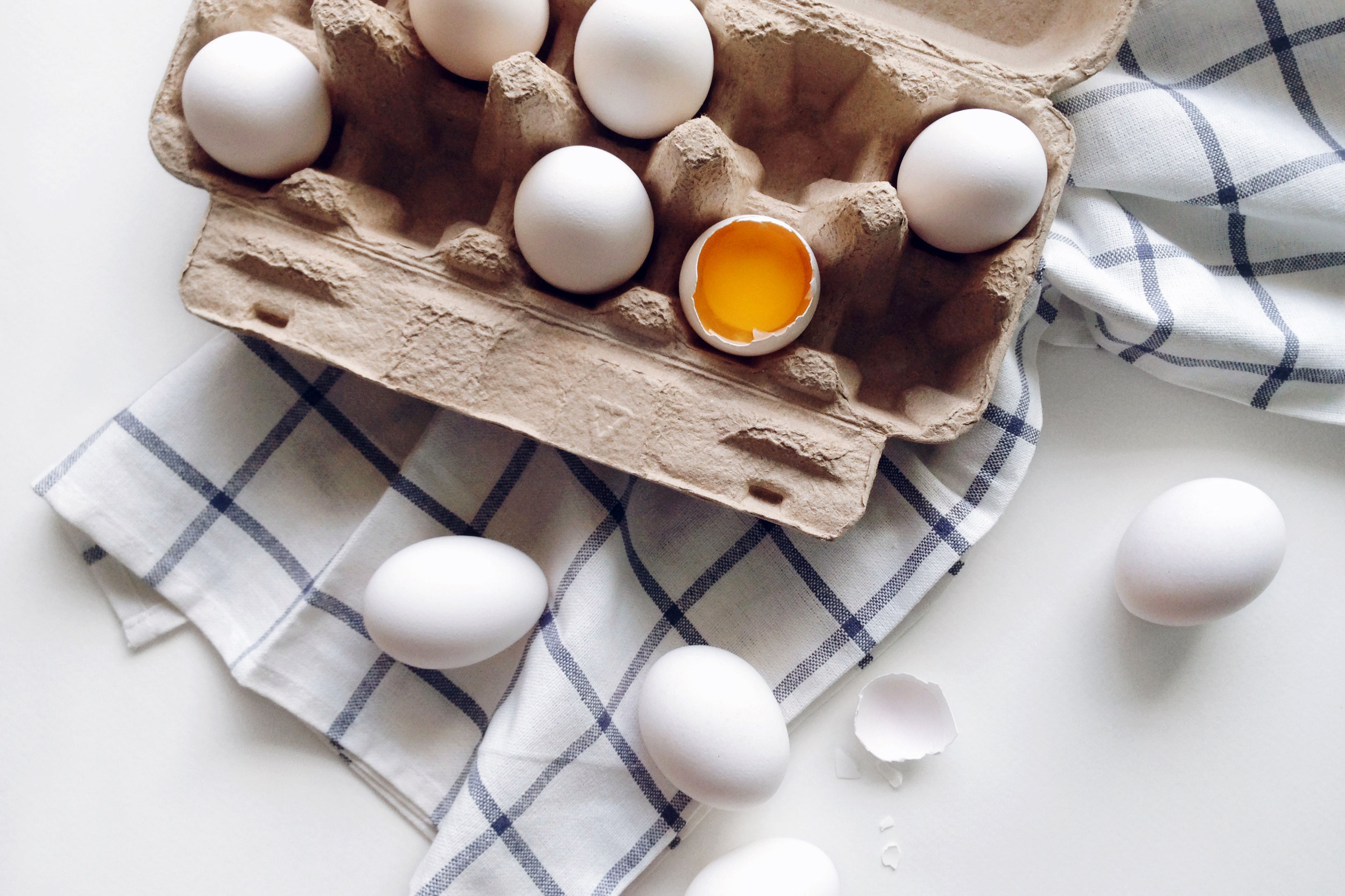Here's Why You Shouldn't Throw Away Eggshells