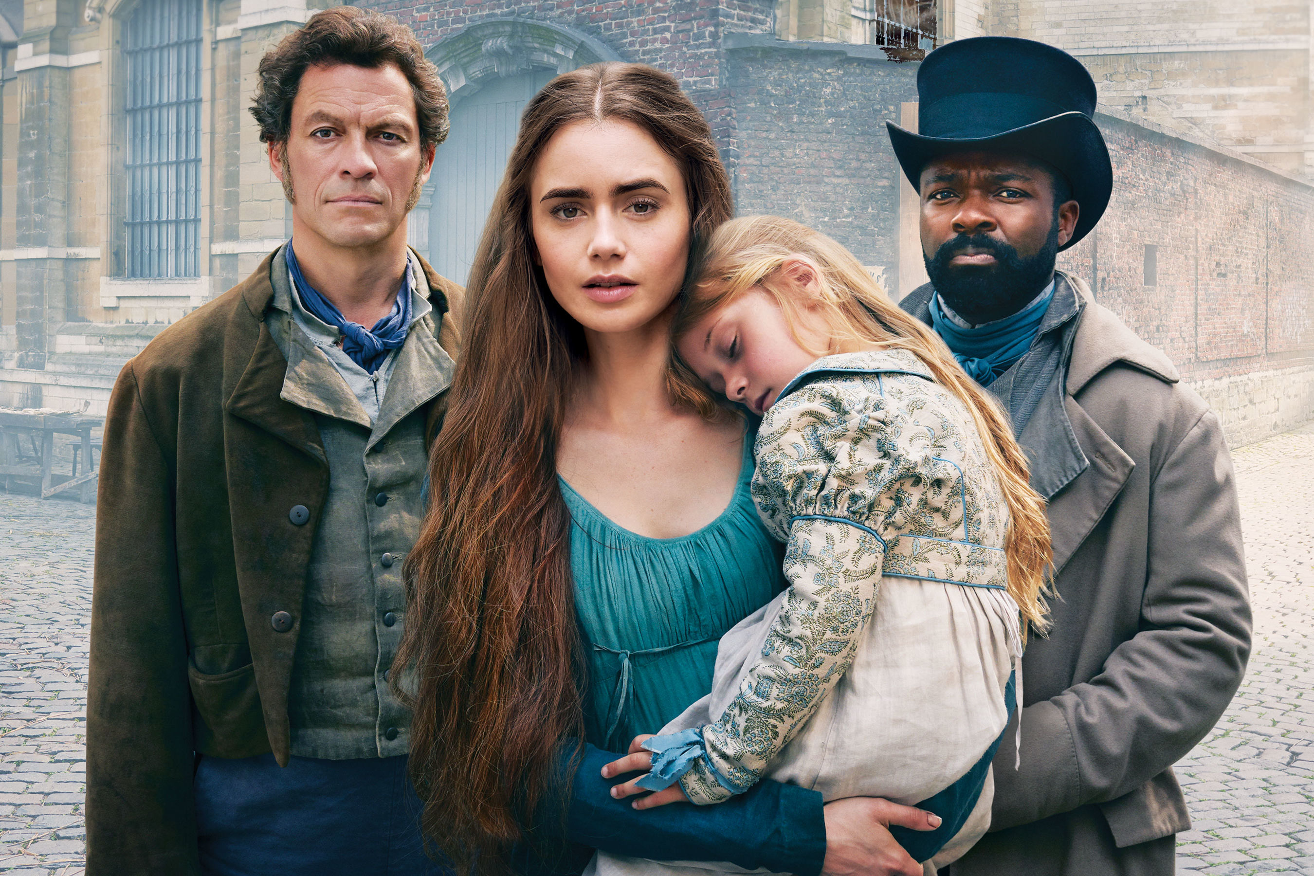 See New Photos of the PBS Les Misérables Cast Ahead of the Sunday Premiere