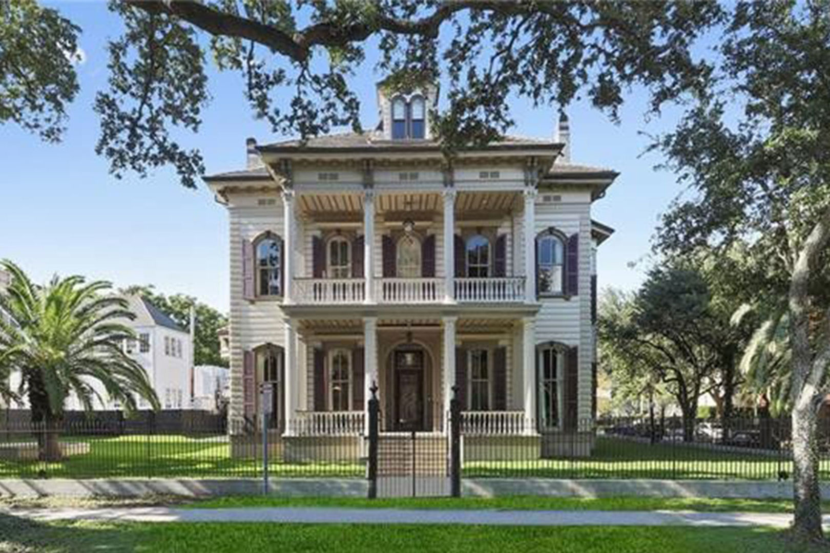 Price Tag Slashed Again on Anne Rice's Former New Orleans Victorian, Drops to $4.3 Million
