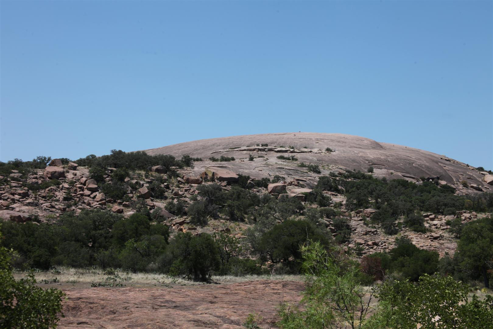 Why You Should Visit Enchanted Rock In Fredericksburg, Texas