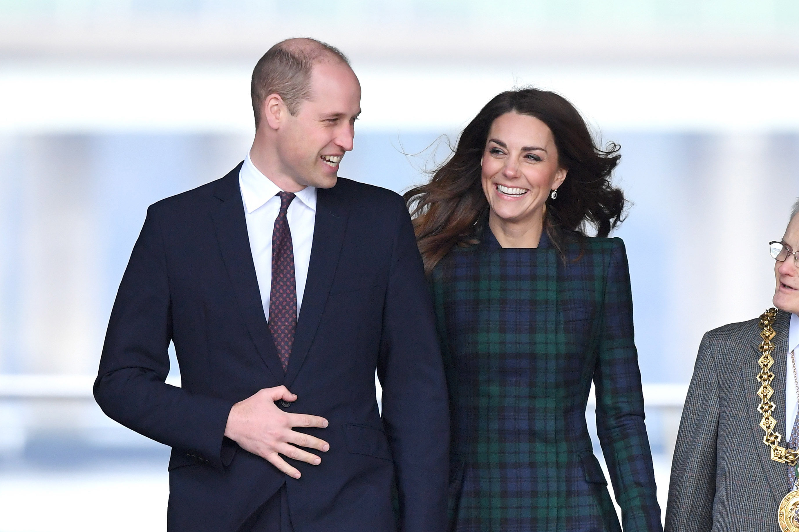 "Kate Middleton and Prince William ""Delighted"" by the Arrival of Baby Sussex"