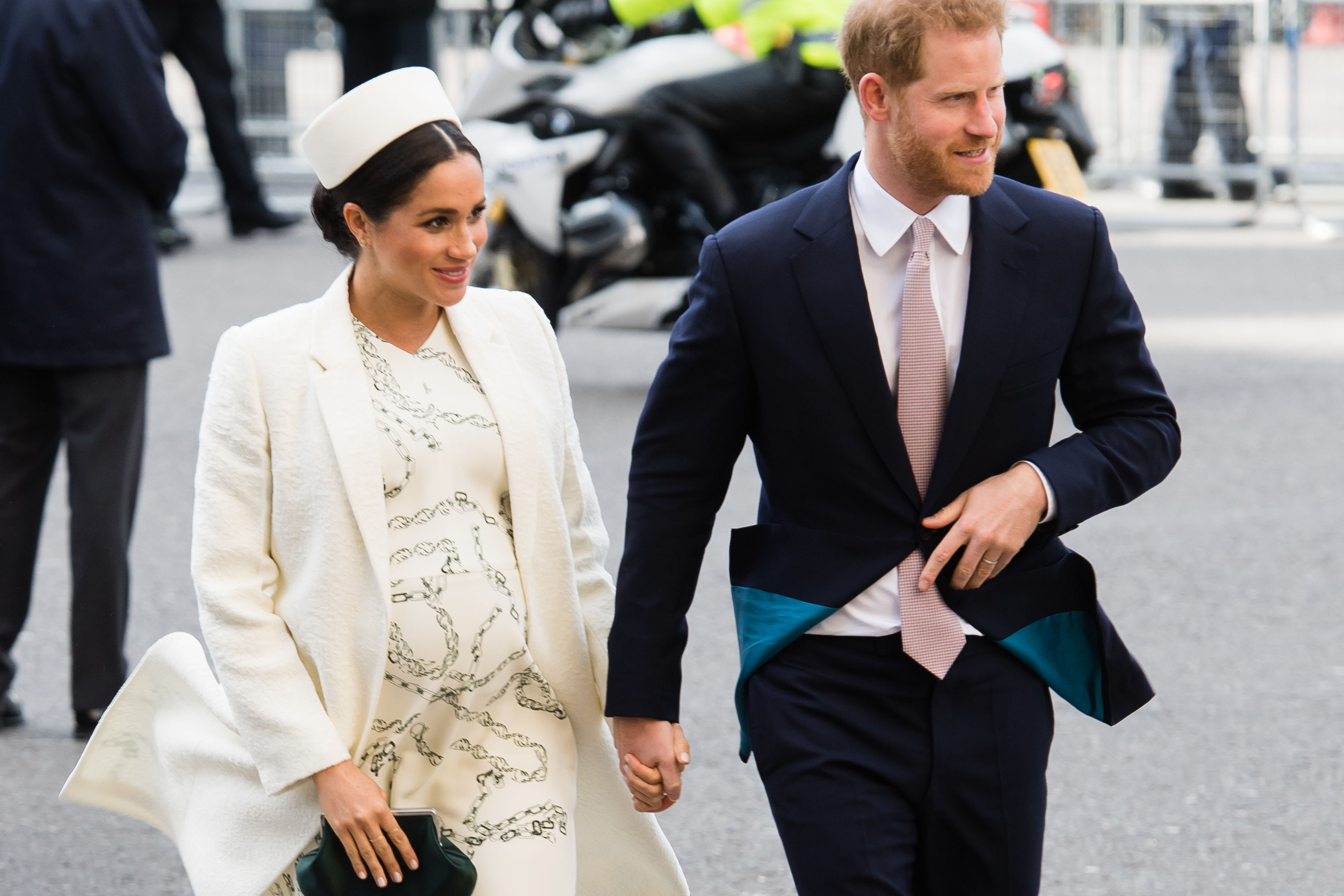 Meghan Markle is in Labor, Palace Confirms