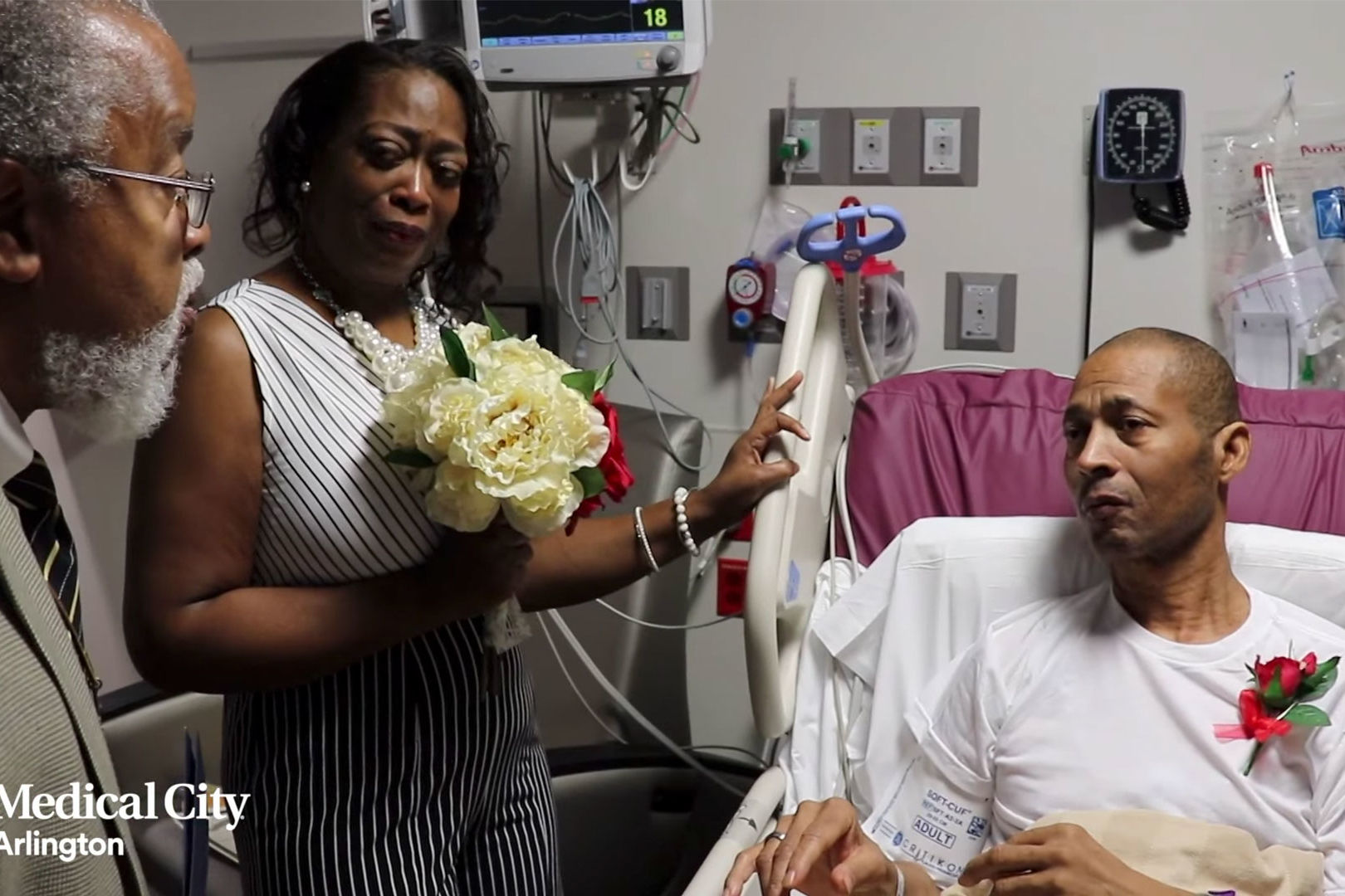 Hospital Plans Wedding for Couple of 23 Years After Cancer Prevents Long-Awaited Vows